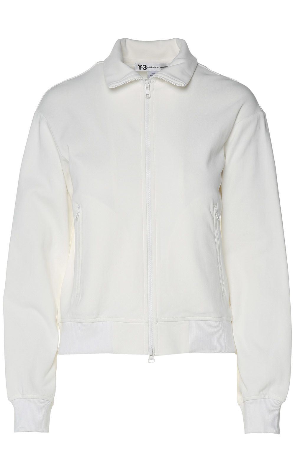 Y-3 Track Cotton-blend Jacket