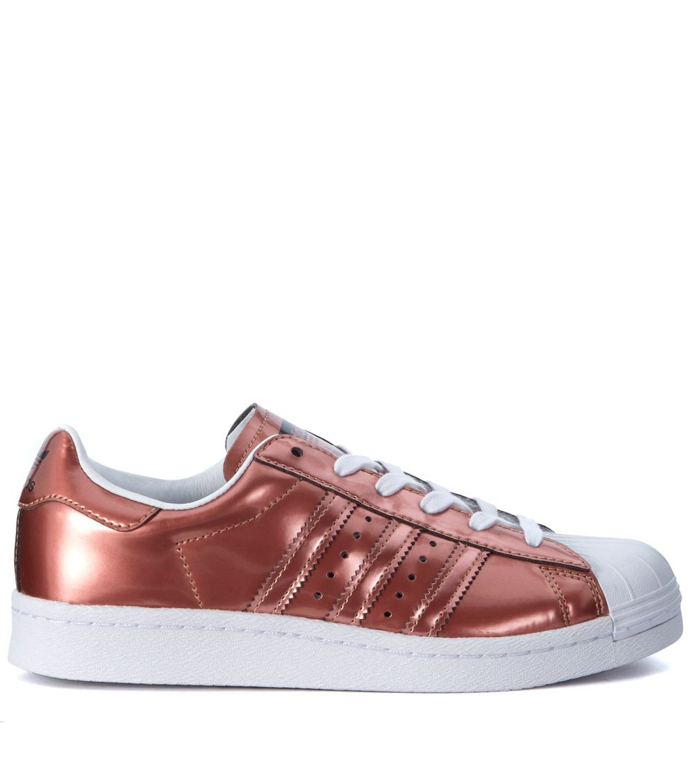 Adidas Originals Superstar Boost Copper Metal Skneaker