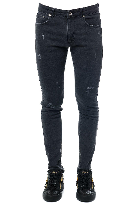 Versus zayn X Versus Distressed Jeans