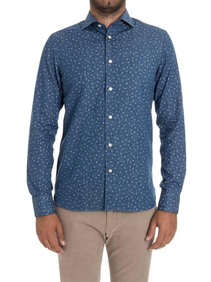 Ginglese Denim Shirt
