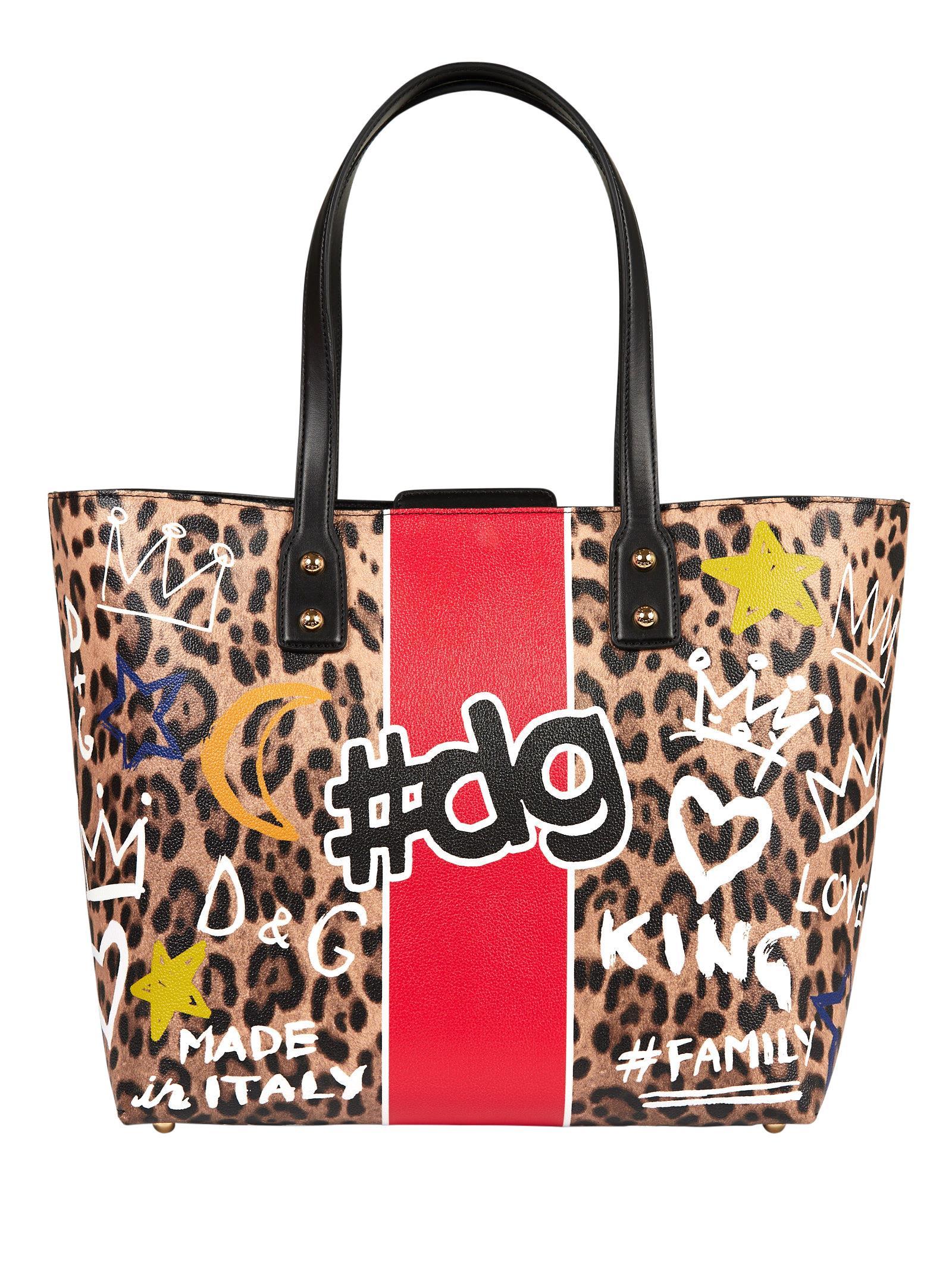 Dolce & Gabbana Crespo Tote