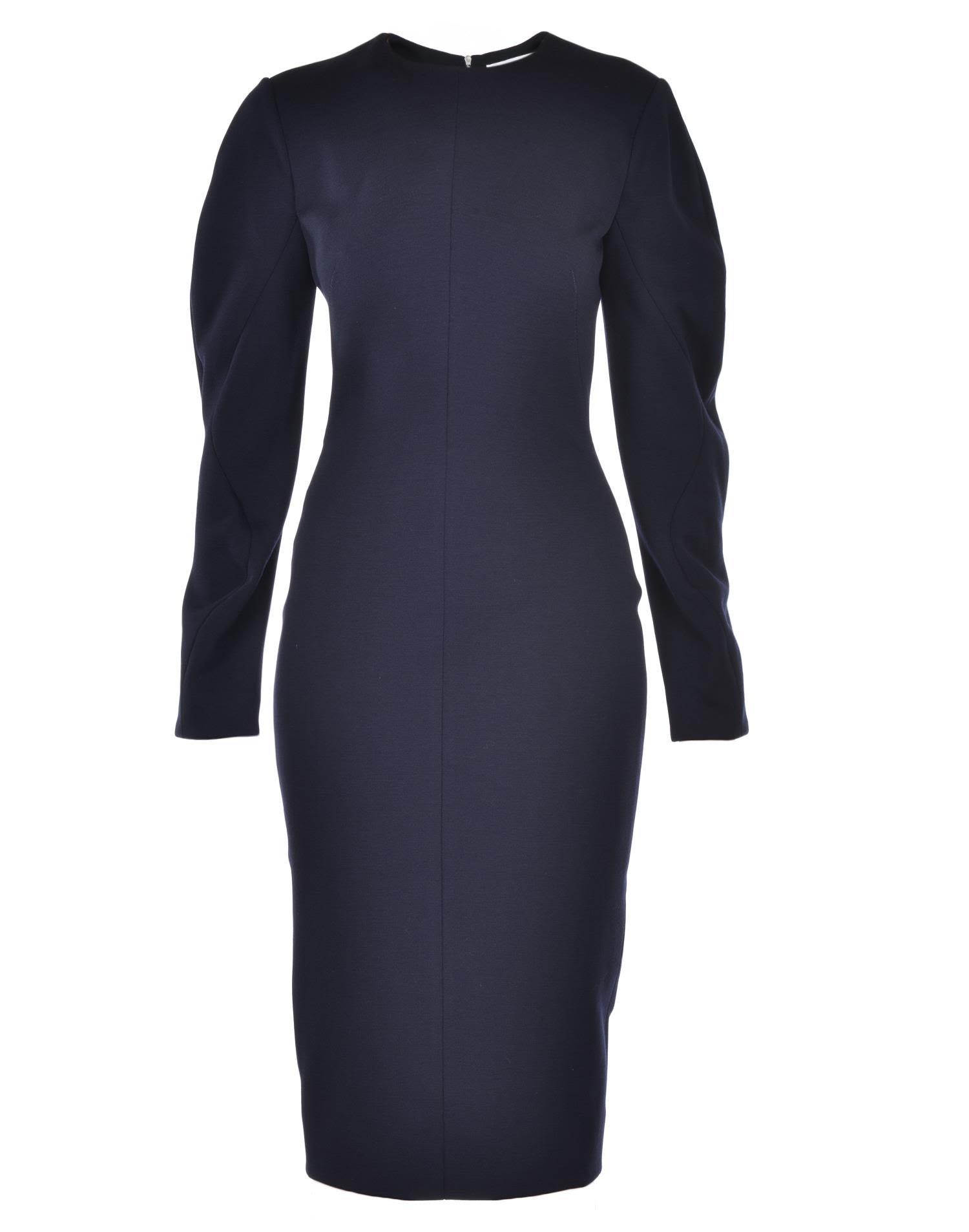 Victoria Beckham Wool Dress