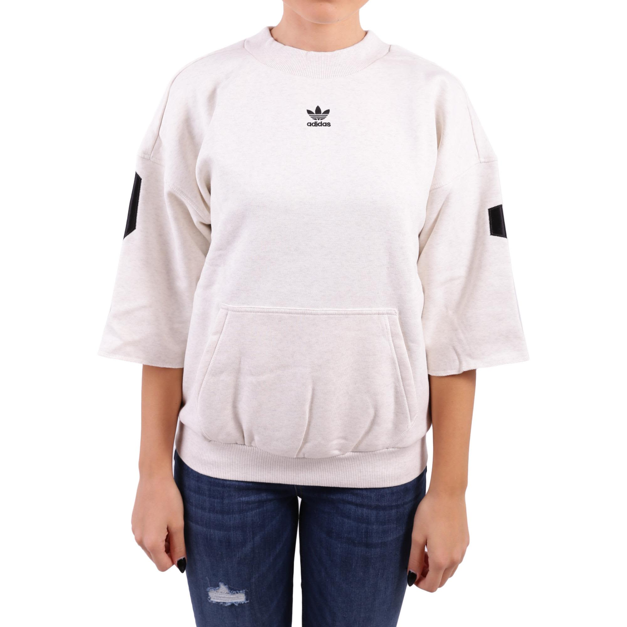 Adidas Cotton Blend Sweatshirt