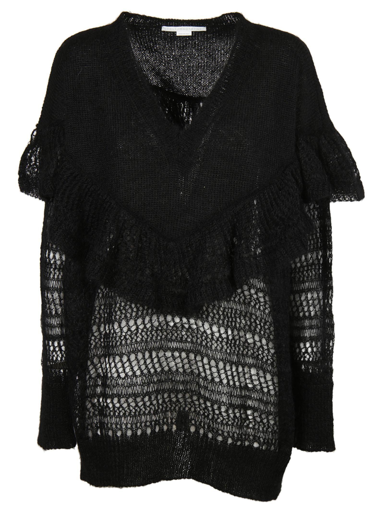 Stella Mccartney Laced Sweater