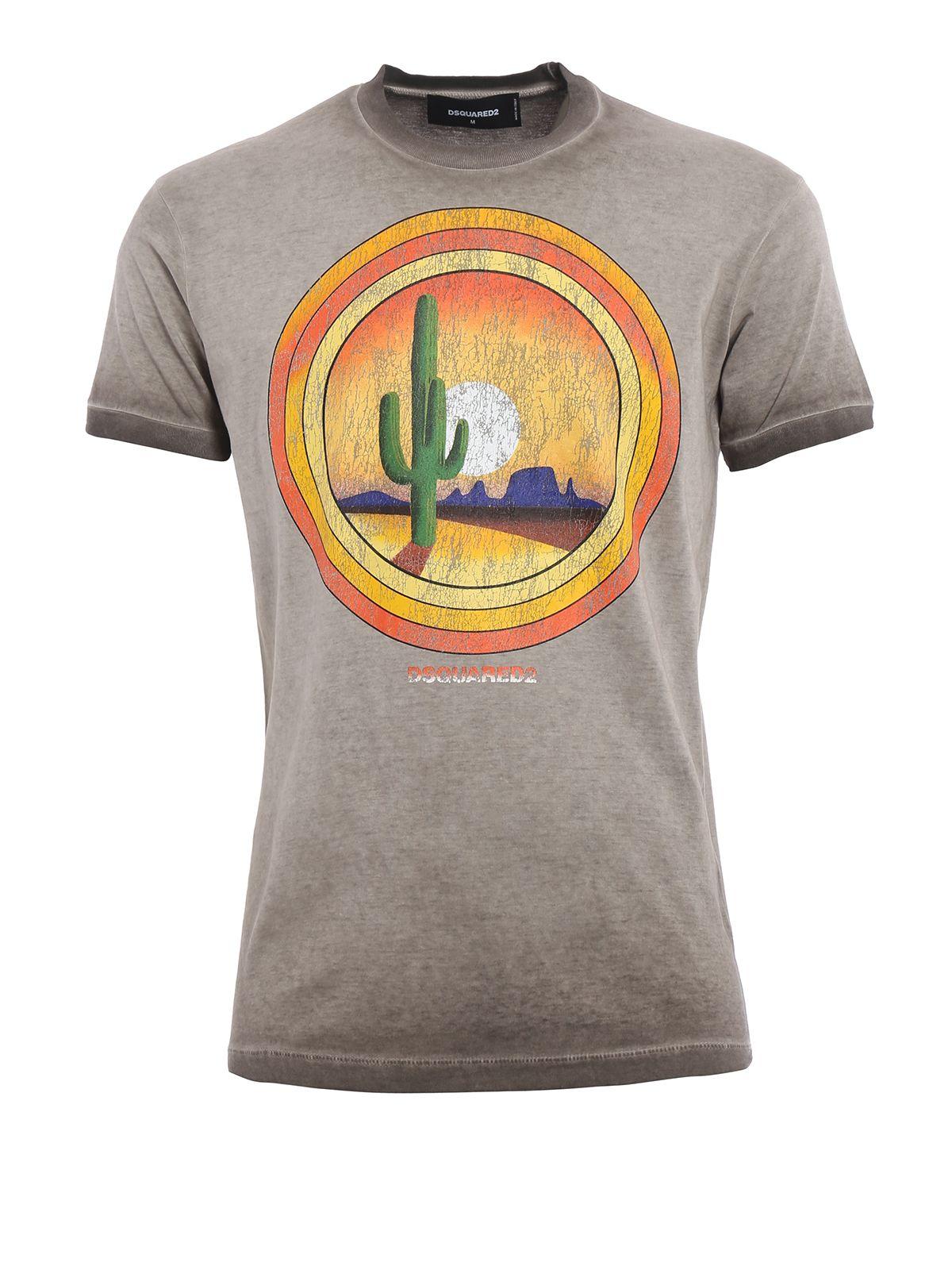 Mexico Print T-shirt