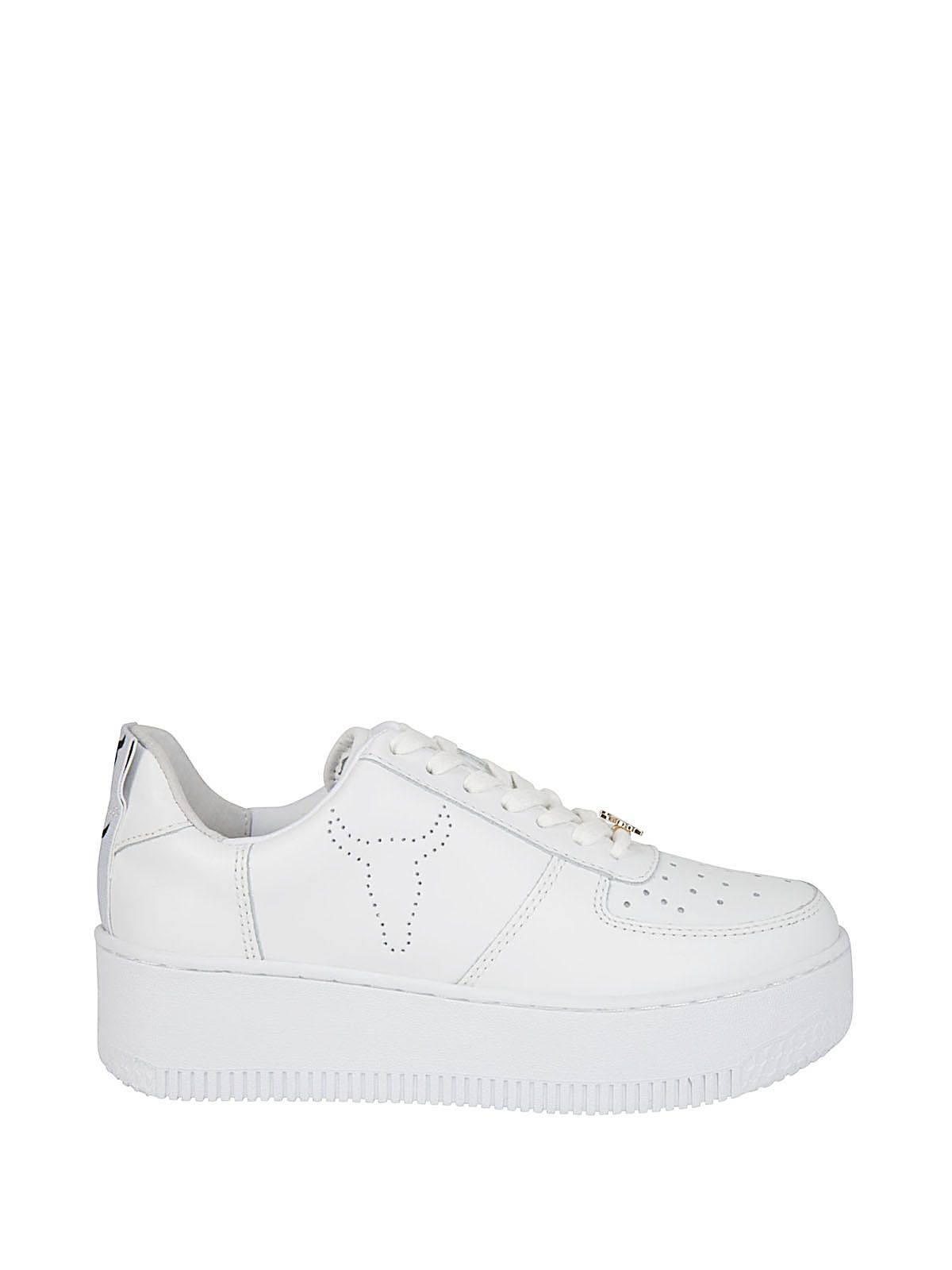 Windsor Smith Perforated Sneakers
