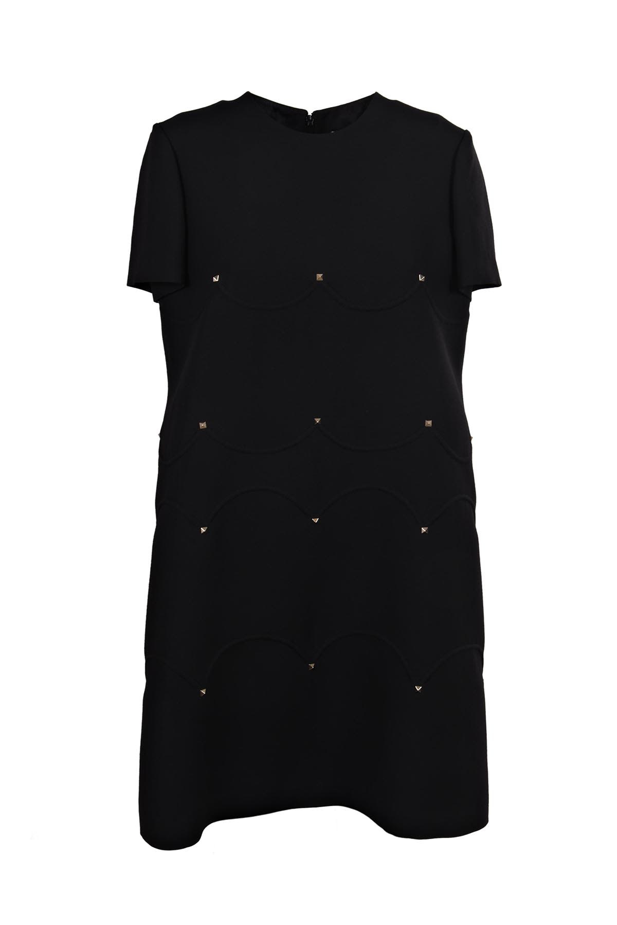 Valentino Studded Mini Dress