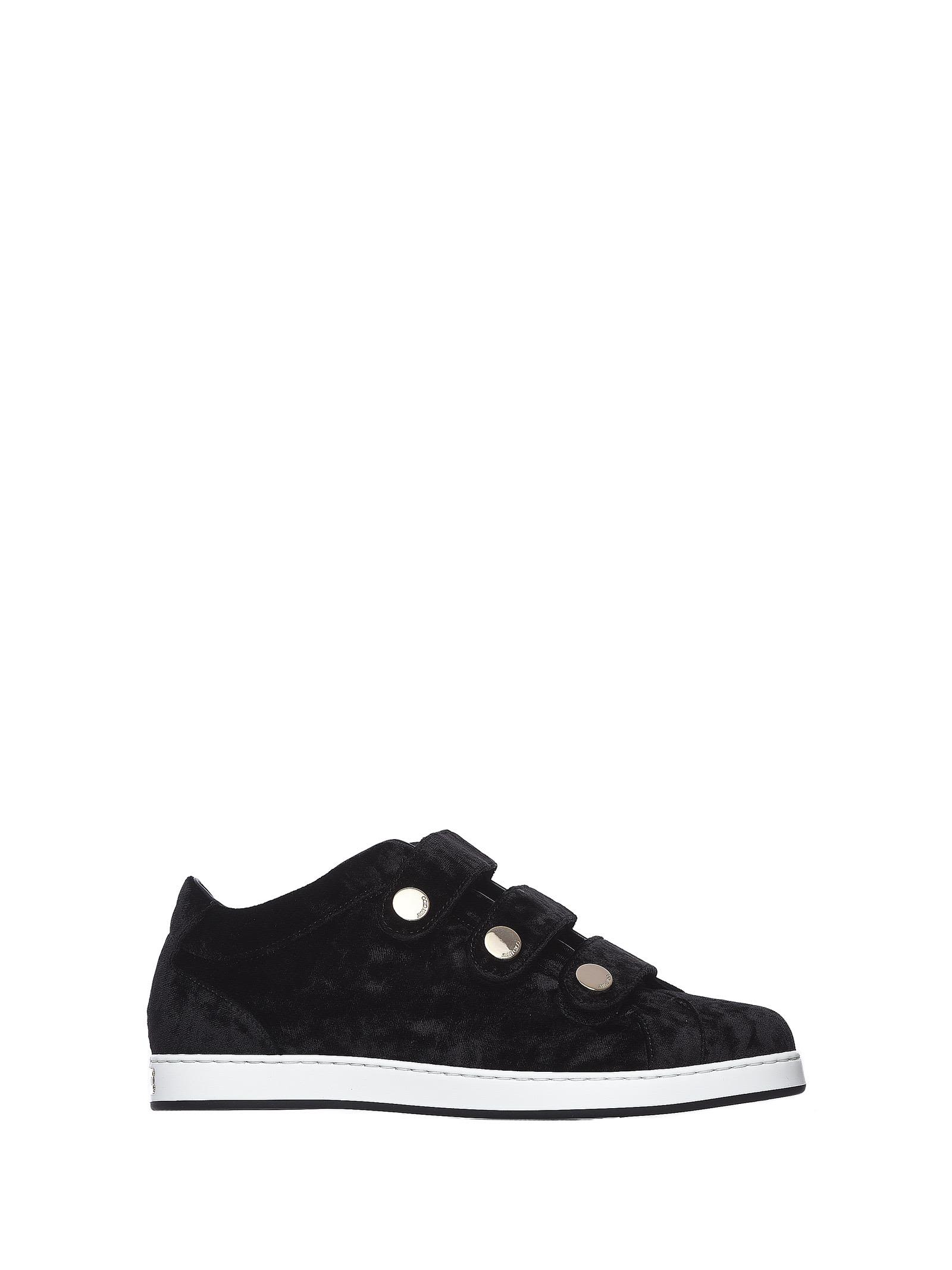 Jimmy Choo Ny Sneakers Trainer Black