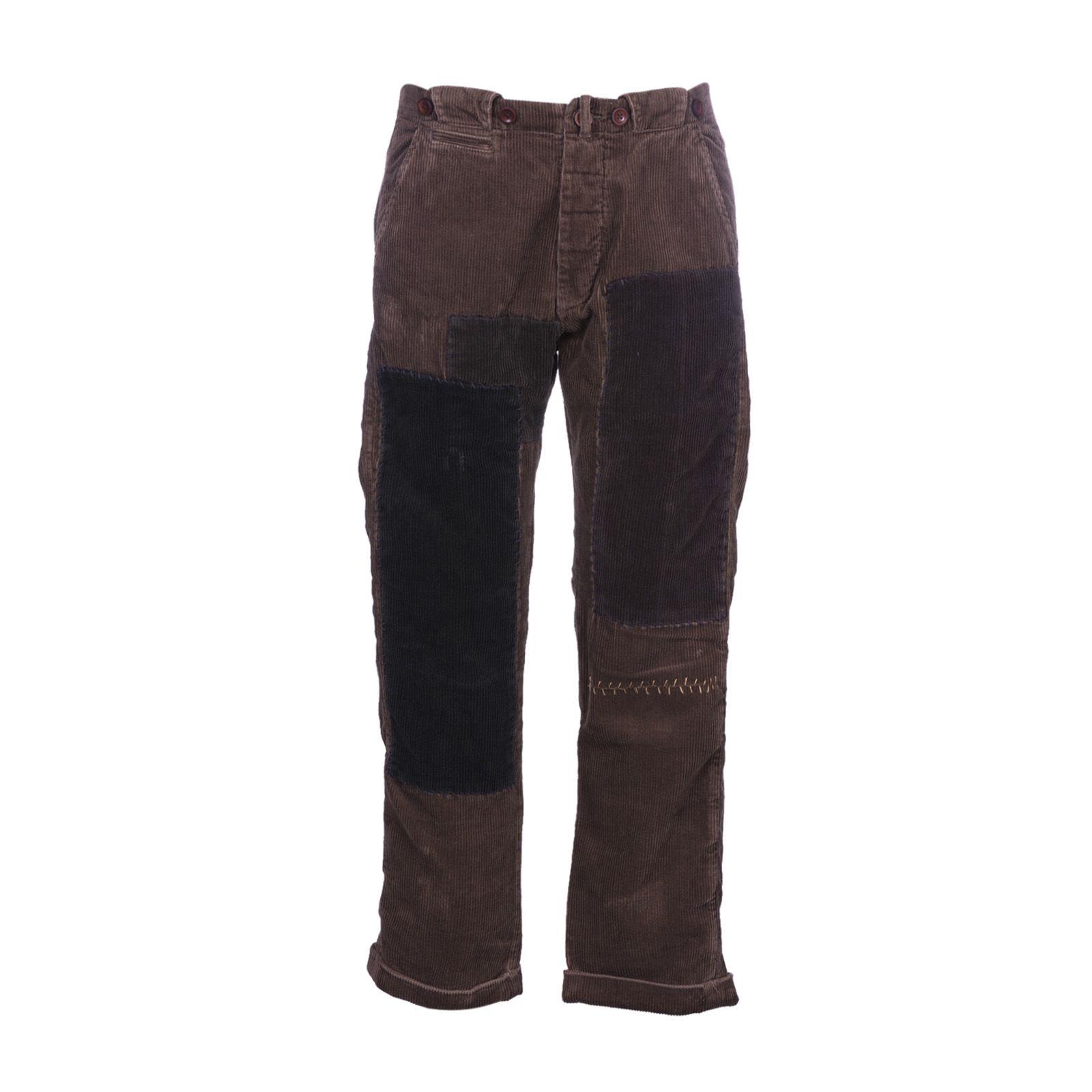 Levis Vintage Clothing Corduroy Patch Trousers