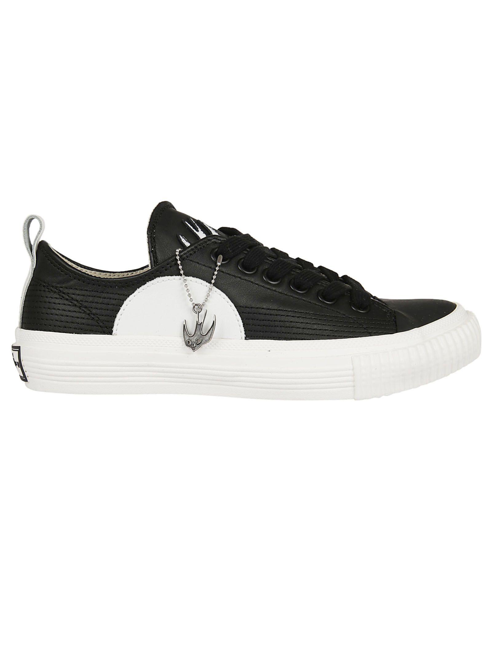McQ Alexander McQueen Alexander Ueen Plimsoll Low Sneakers
