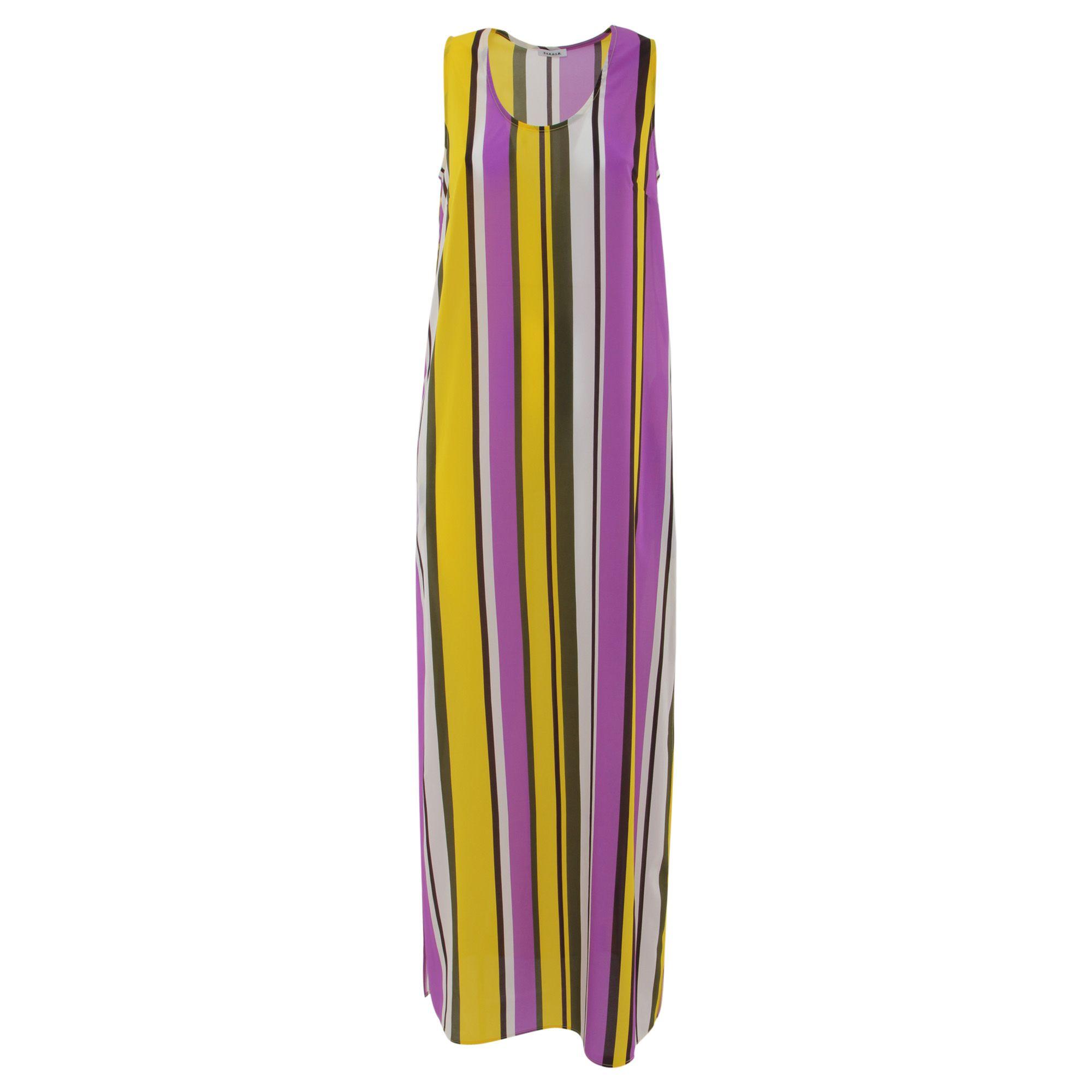 P.a.r.o.s.h. Sweden Silk Blend Dress