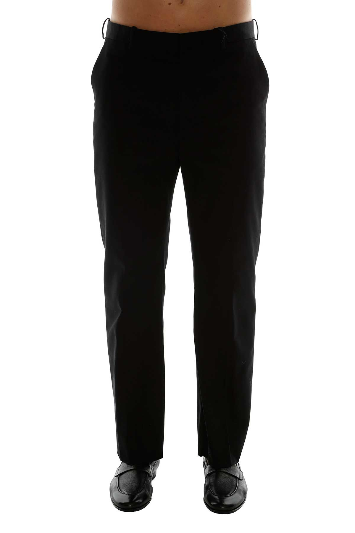 Balenciaga Casual Cropped Trousers