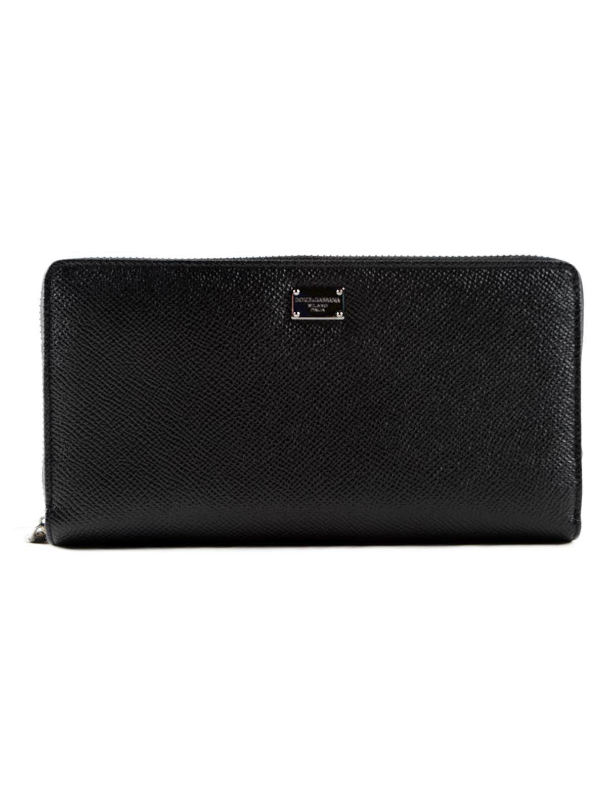 Dolce & Gabbana Dolce & Gabbana Dauphine Zip Around Wallet
