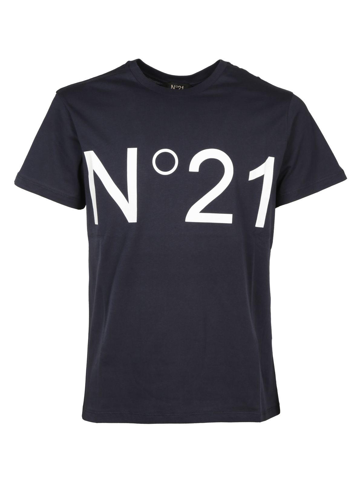 N.21 T-shirt Logo N°21