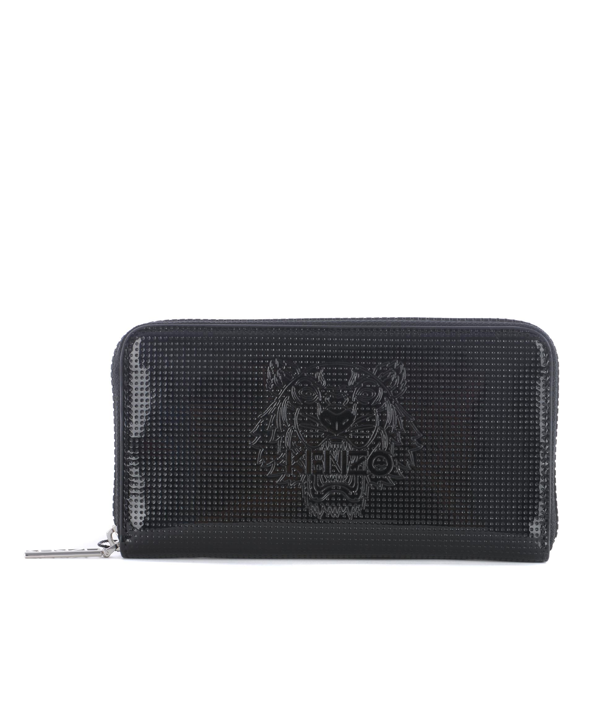 Kenzo Tiger Zip Around Wallet
