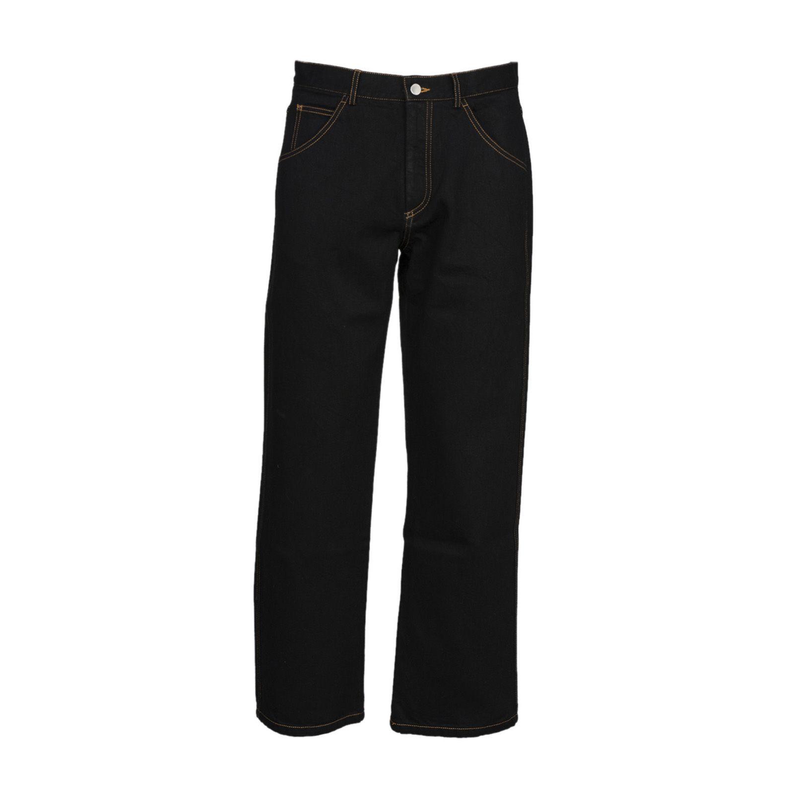 Gosha Rubchinskiy Classic Wide-leg Jeans