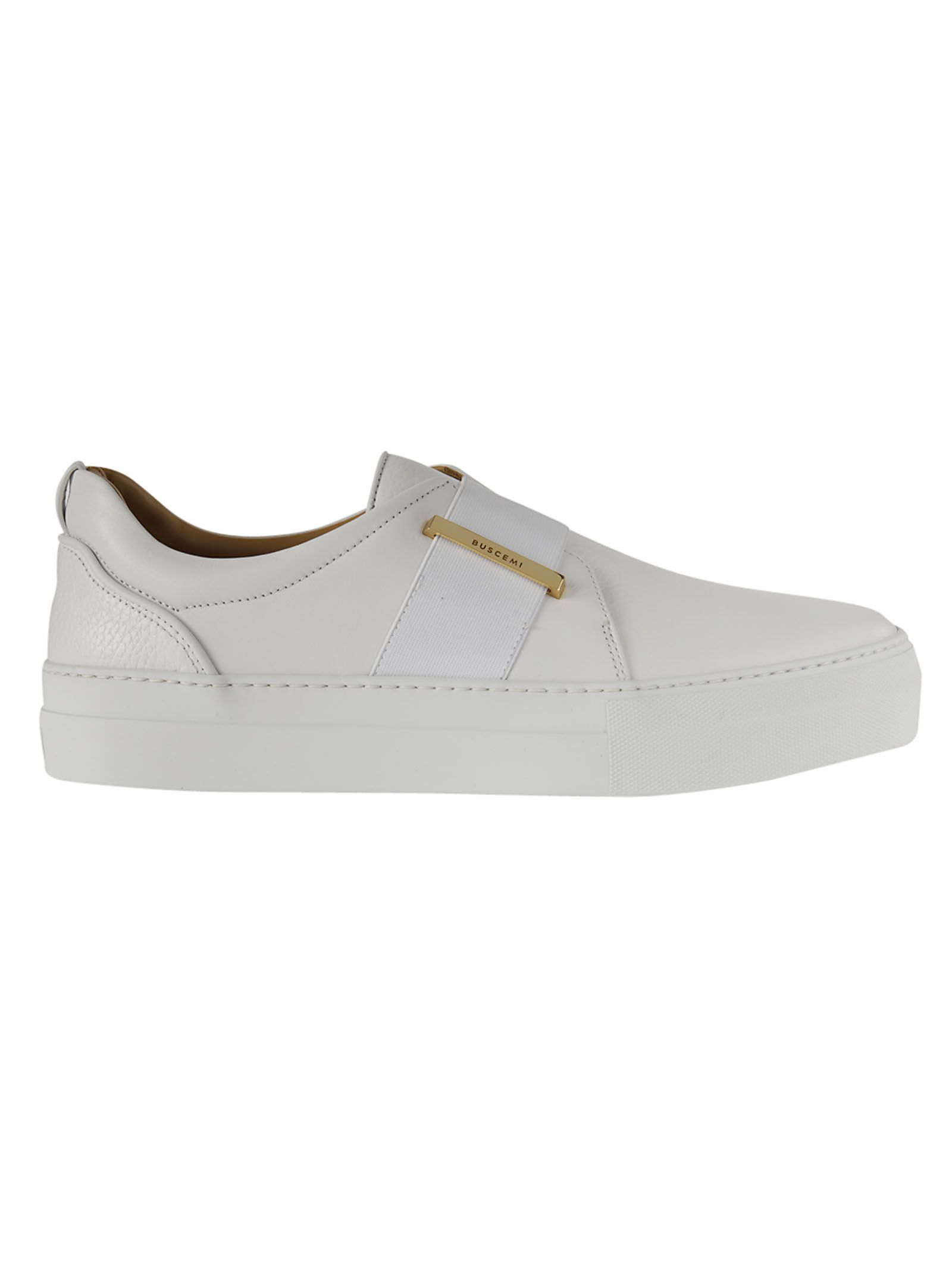 Buscemi Classic Slip-on Sneakers