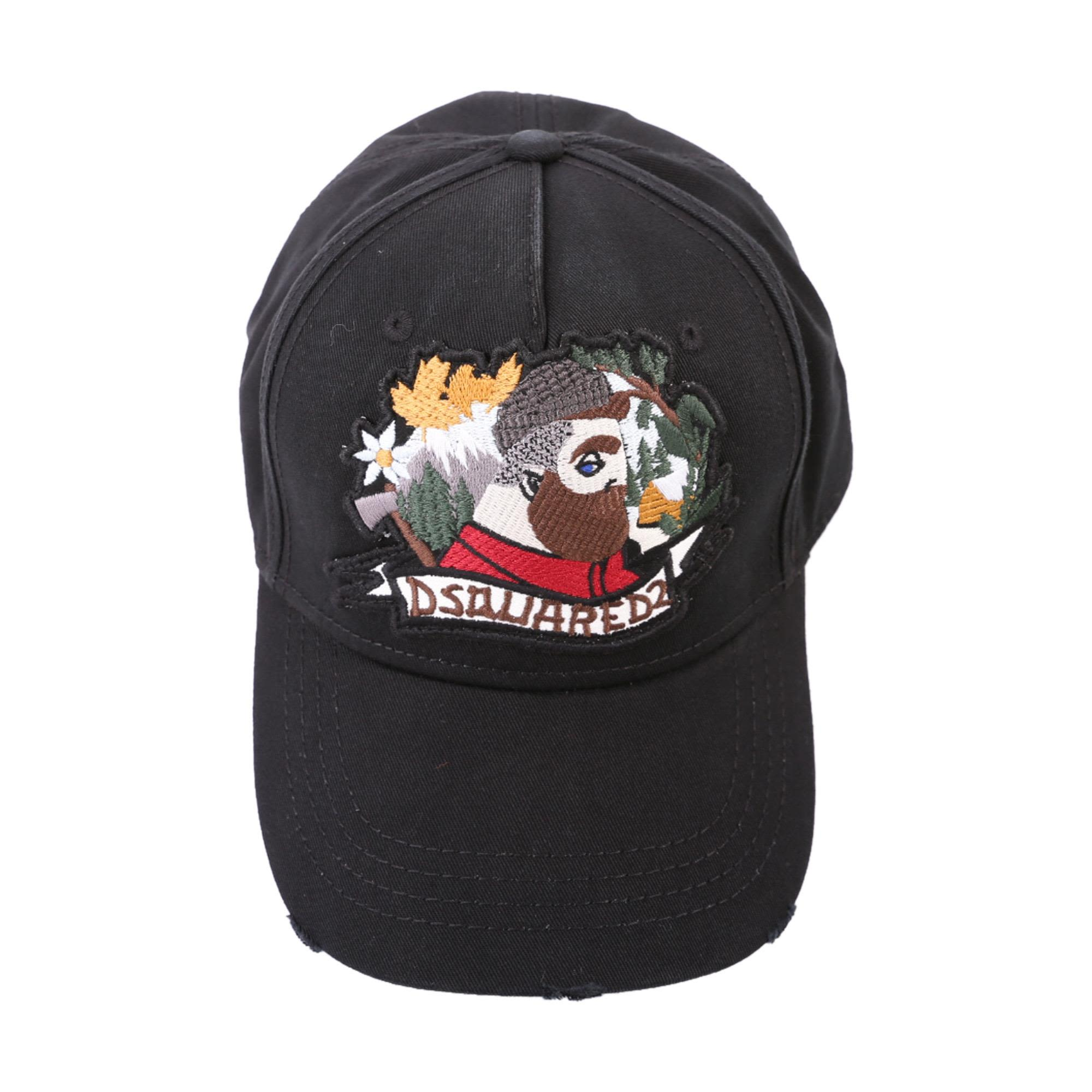 Dsquared2 Cotton Baseball Hat