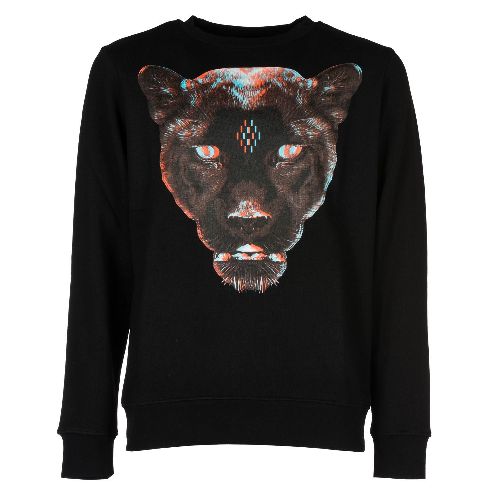 Marcelo Burlon County Of Milan rufo Sweatshirt