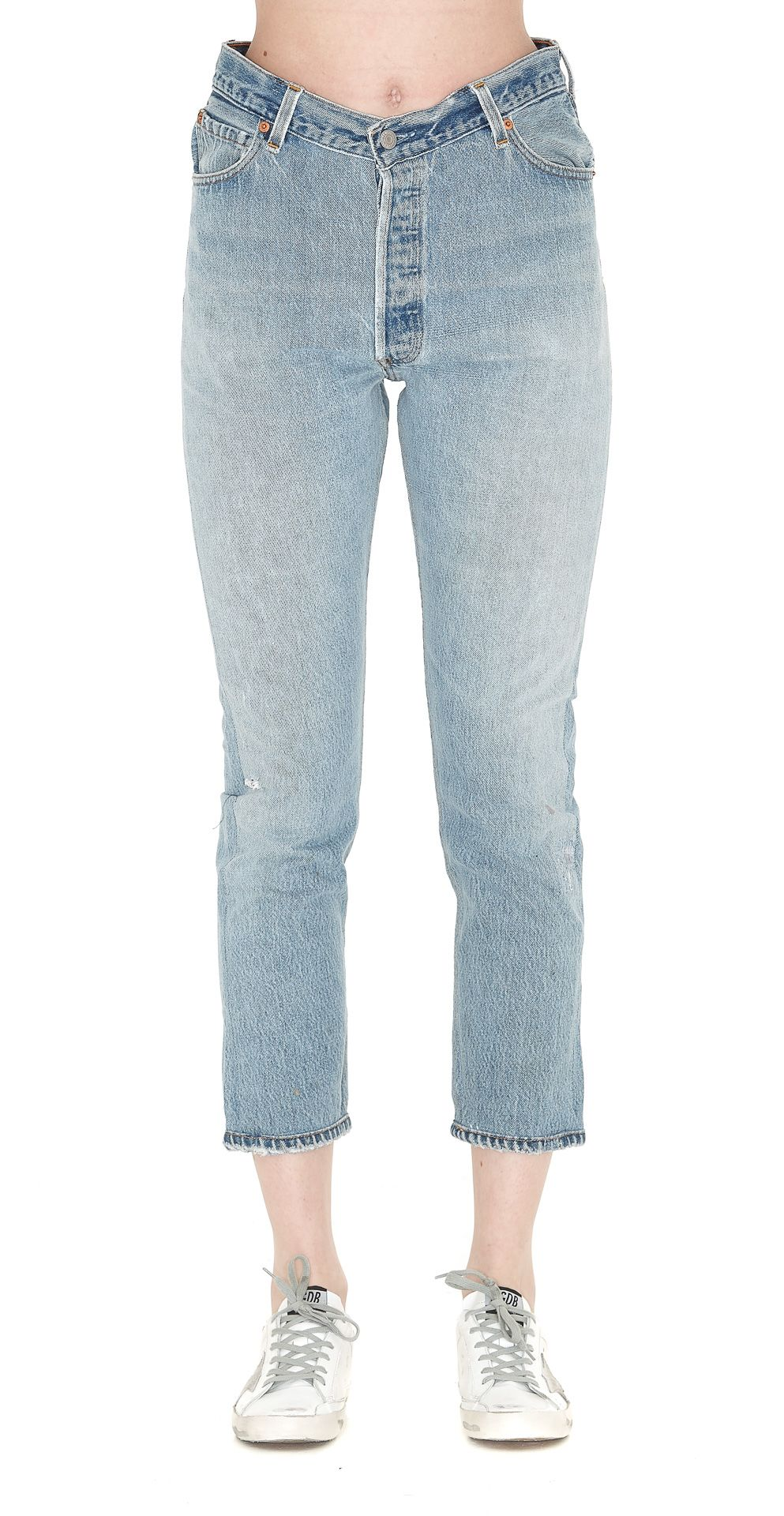 Re-done Jeans