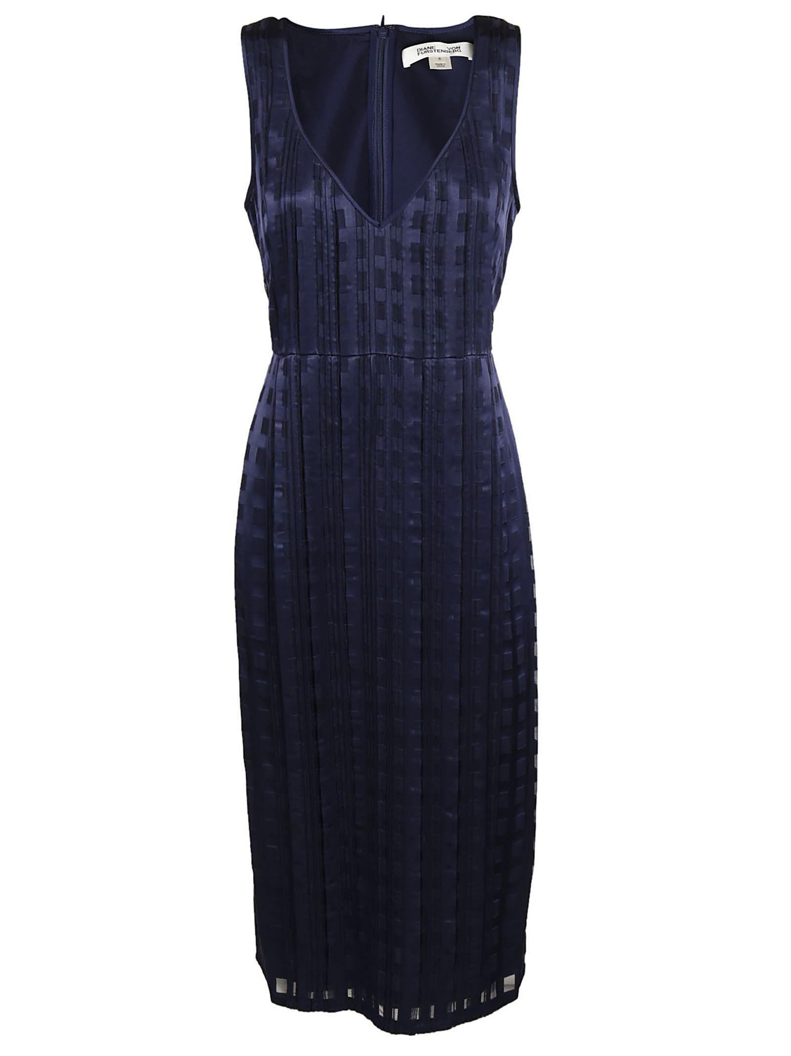 Diane Von Furstenberg V-neck Dress
