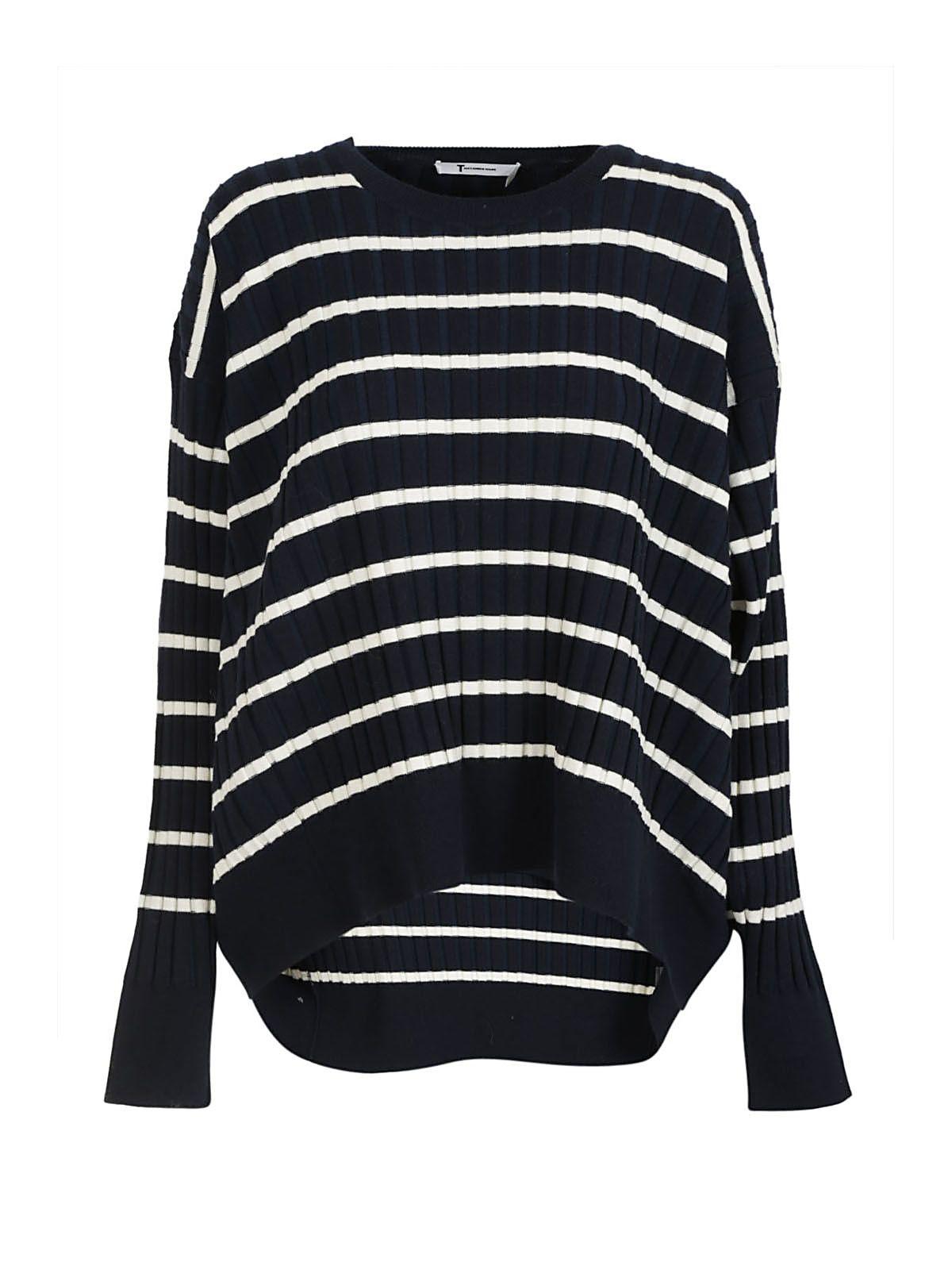 Alexander Wang Striped Sweater