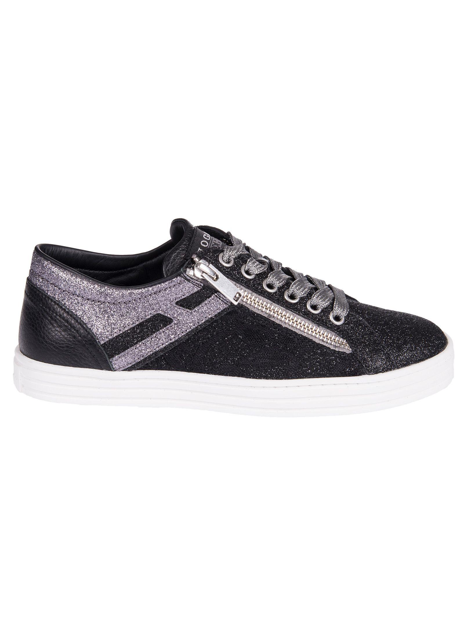 Hogan Rebel R141 Zip Sneakers