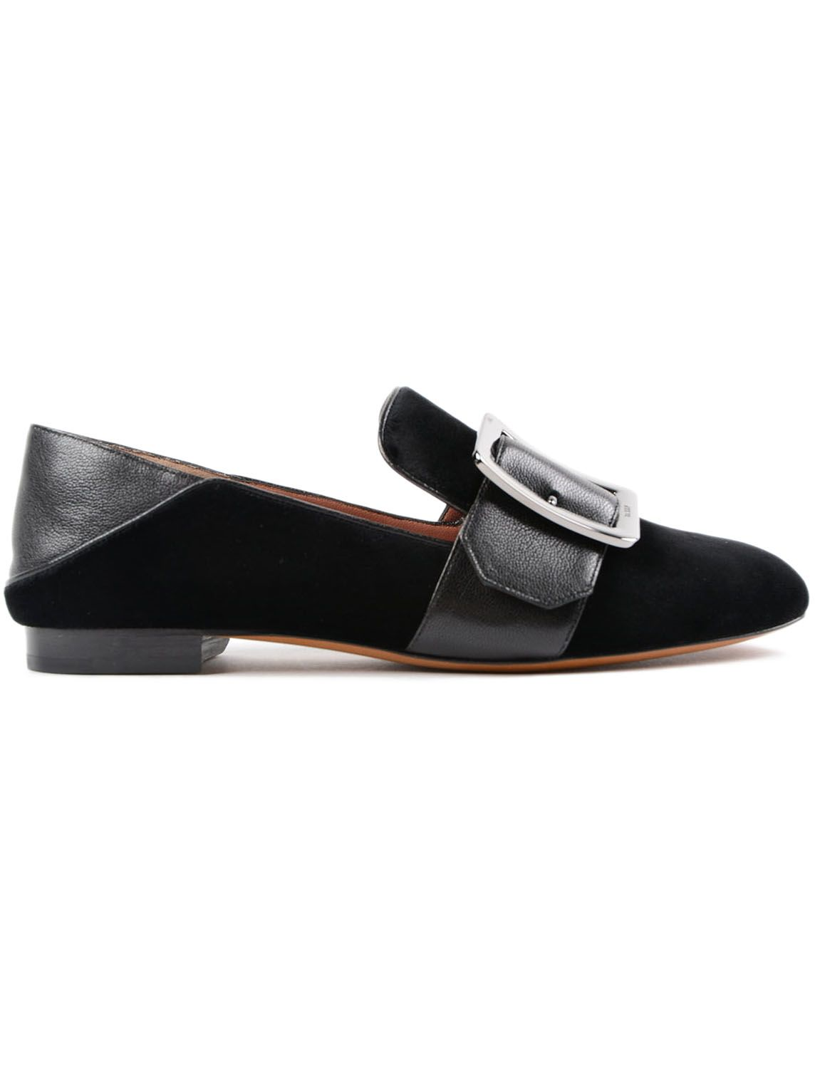 Bally Buckle Slippers