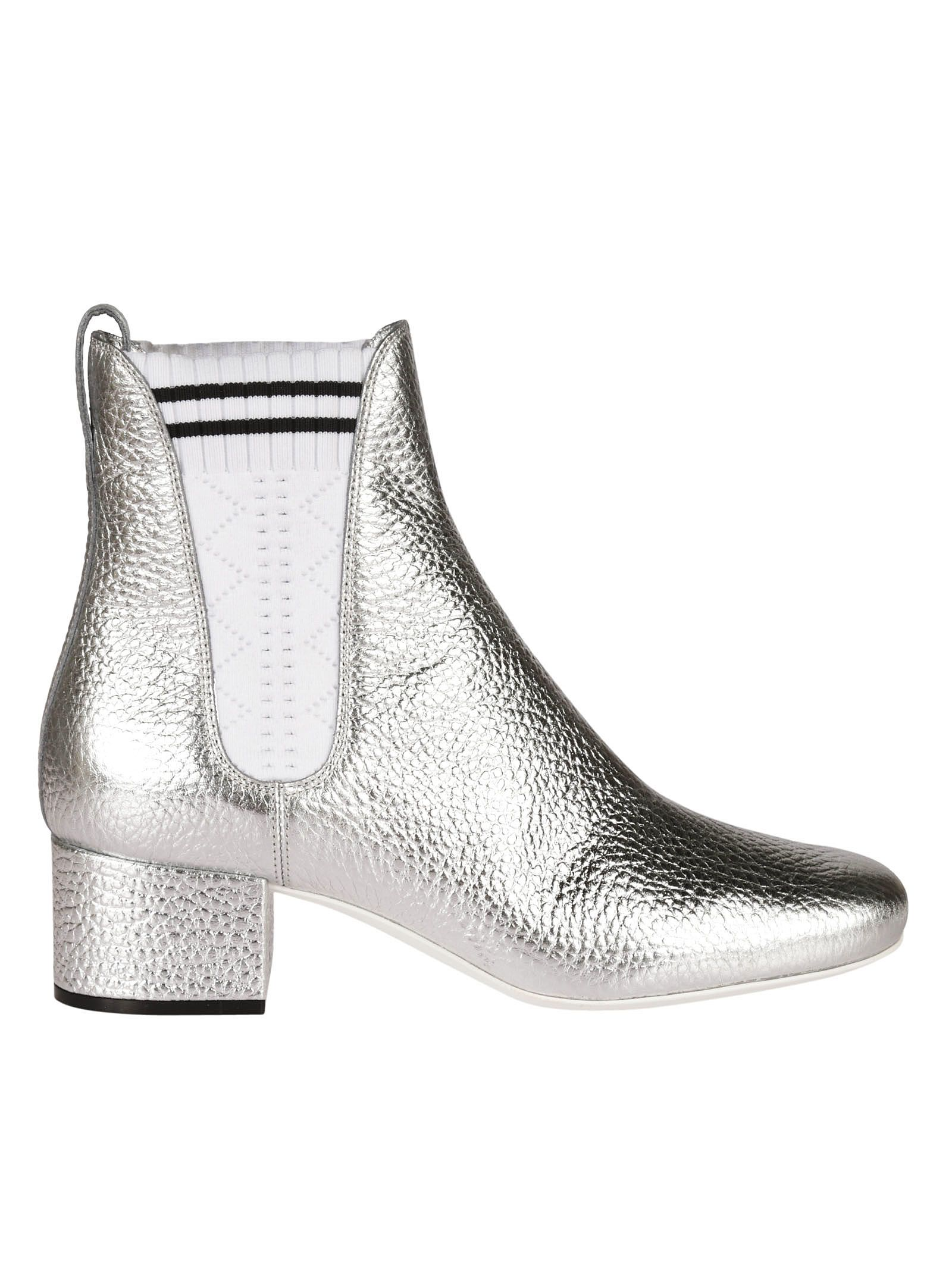 Fendi Chelsea Ankle Boots