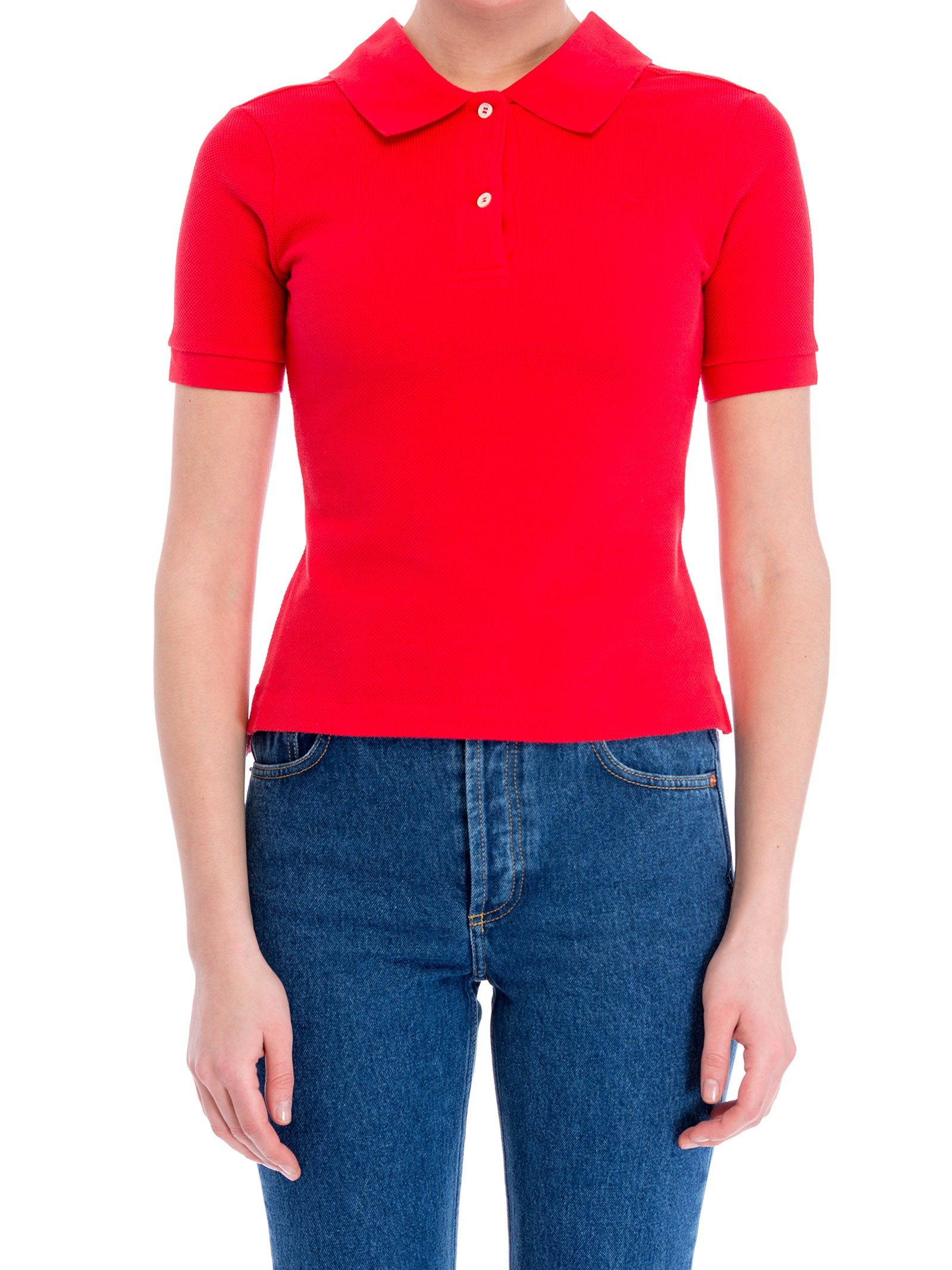 Balenciaga Women Polo Shirt
