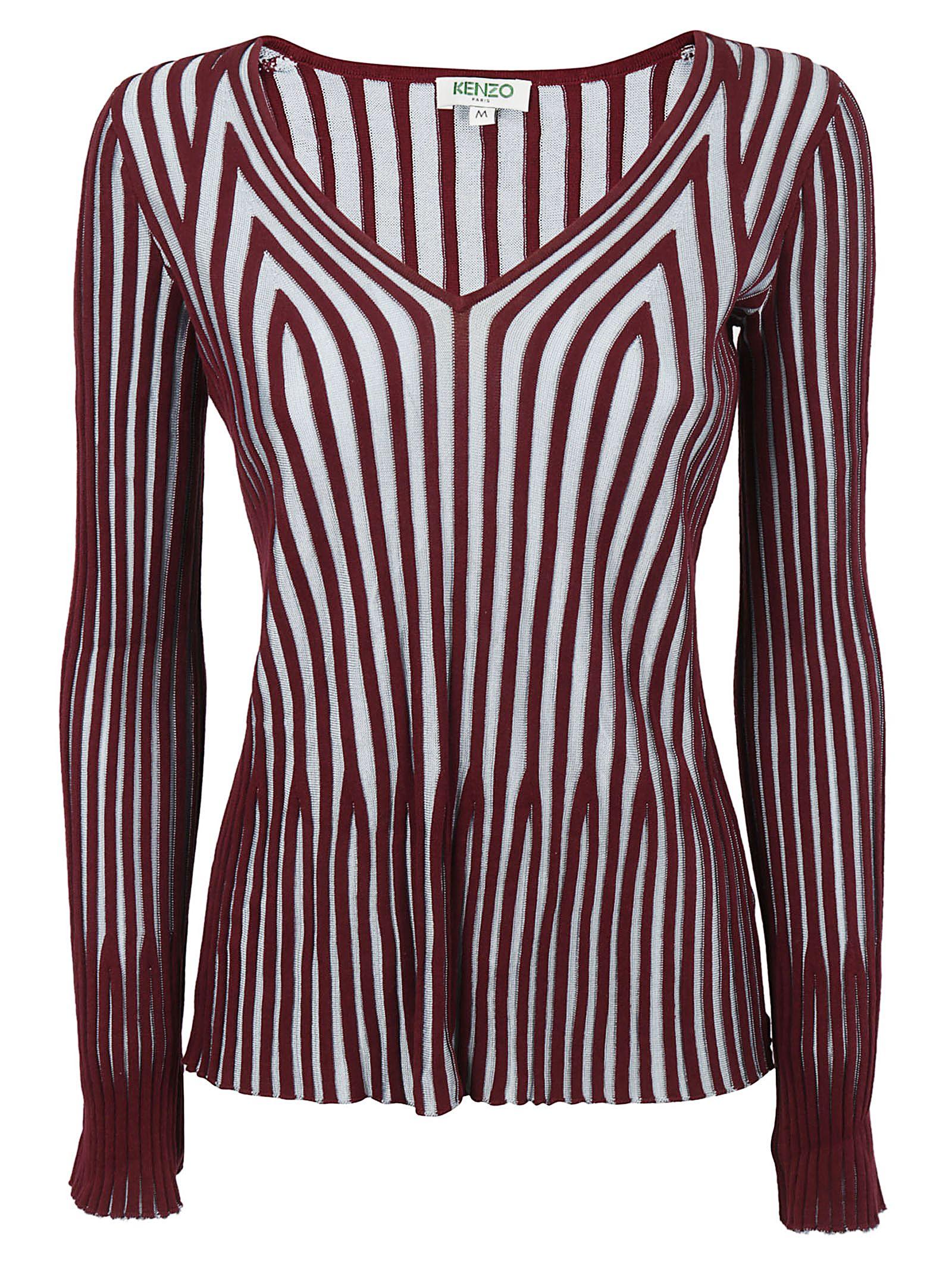 Kenzo Stripe Detail Sweater
