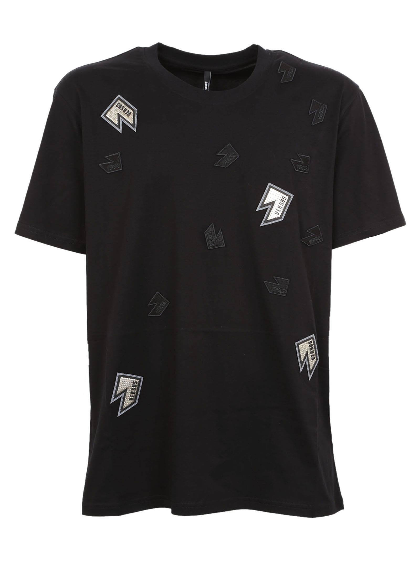 Versus Patches T-shirt