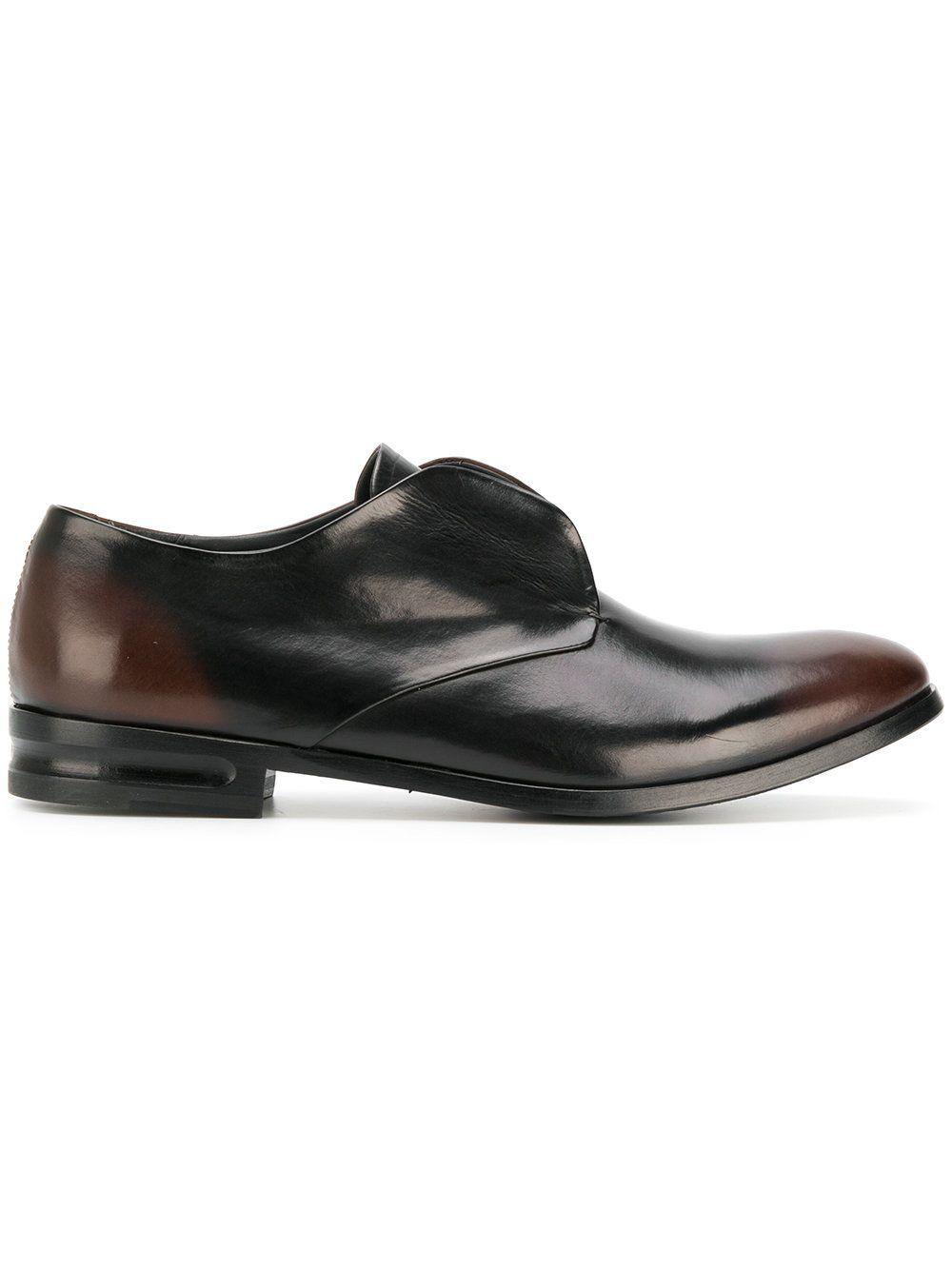 Alexander McQueen Classic Loafers