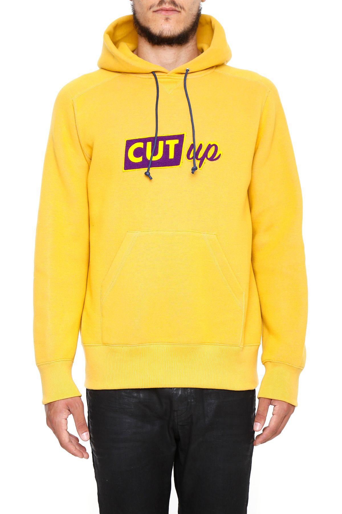 Cut Up Hoodie