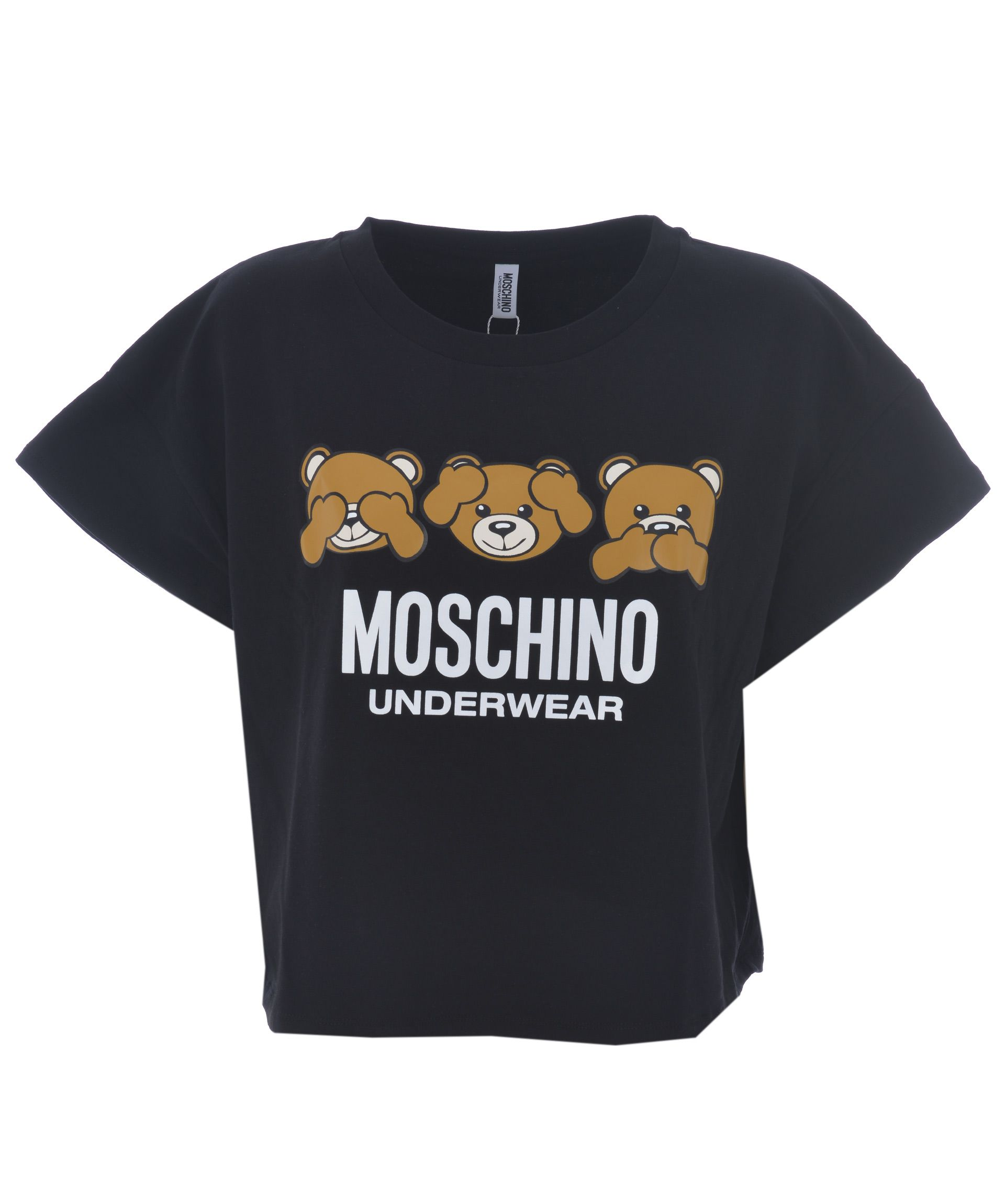 Moschino Underwear Teddy Bear Logo T-shirt