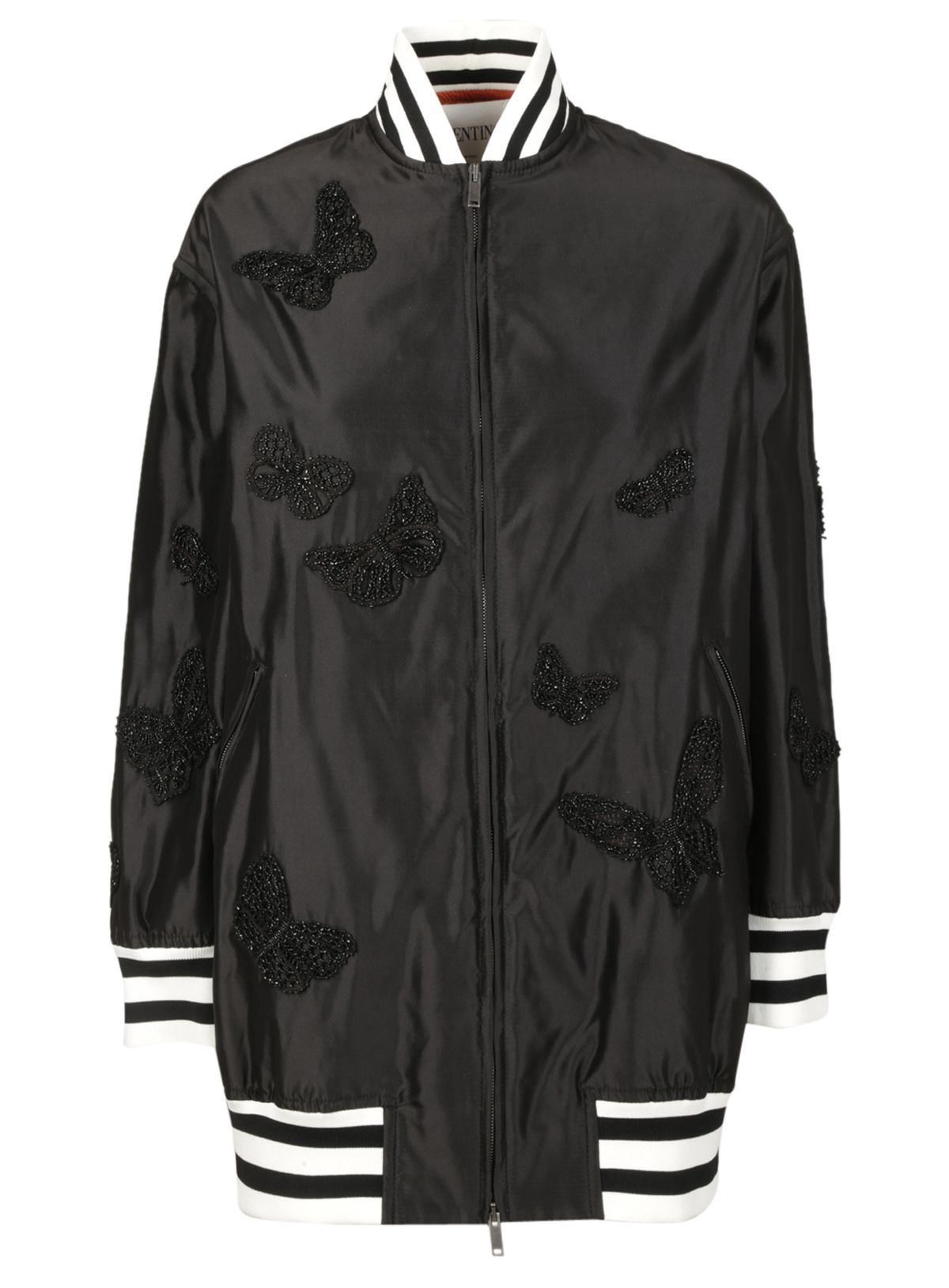 Valentino Butterfly Embroidery Jacket