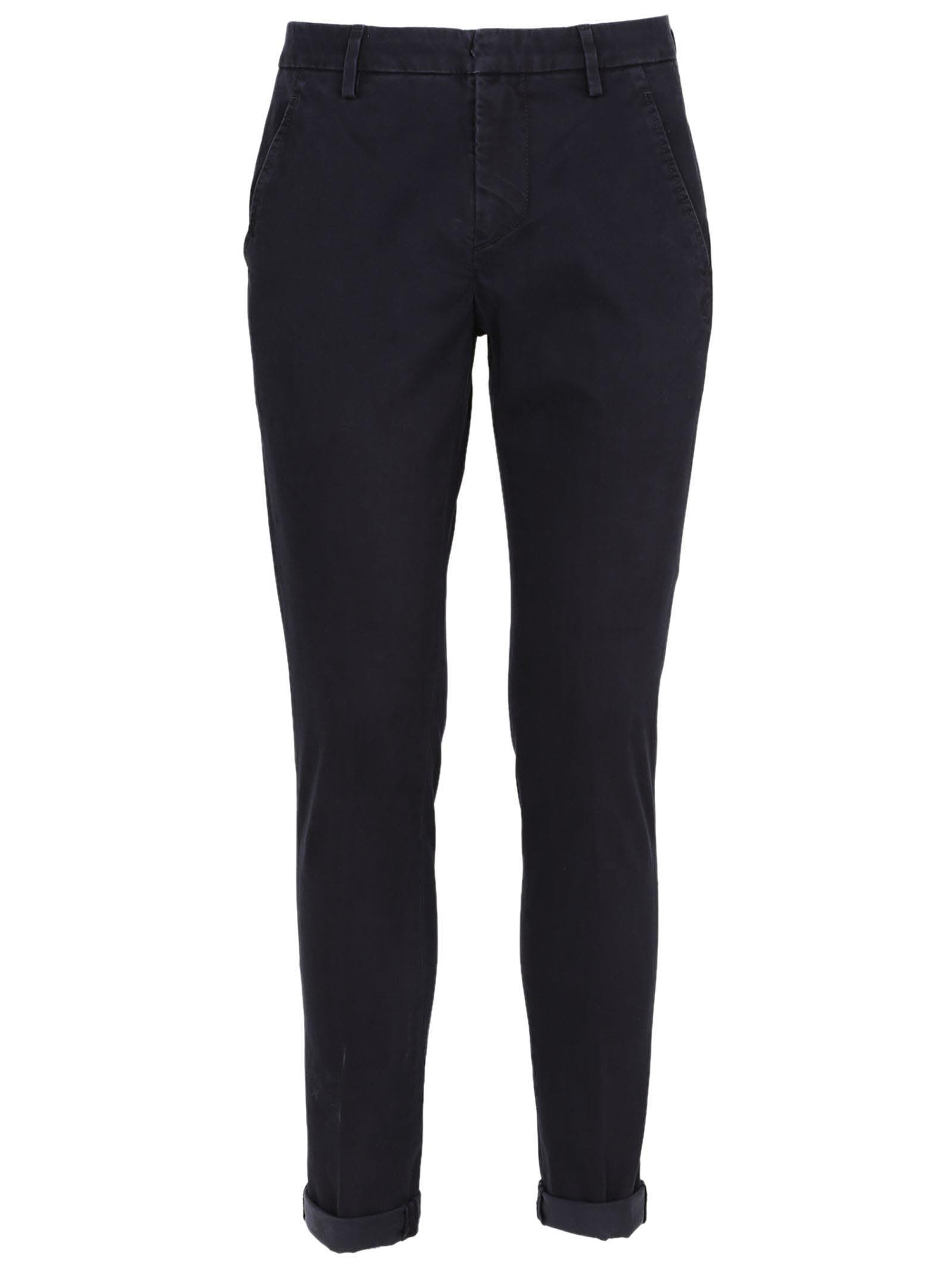 Dondup Gaubert Straight Leg Jeans