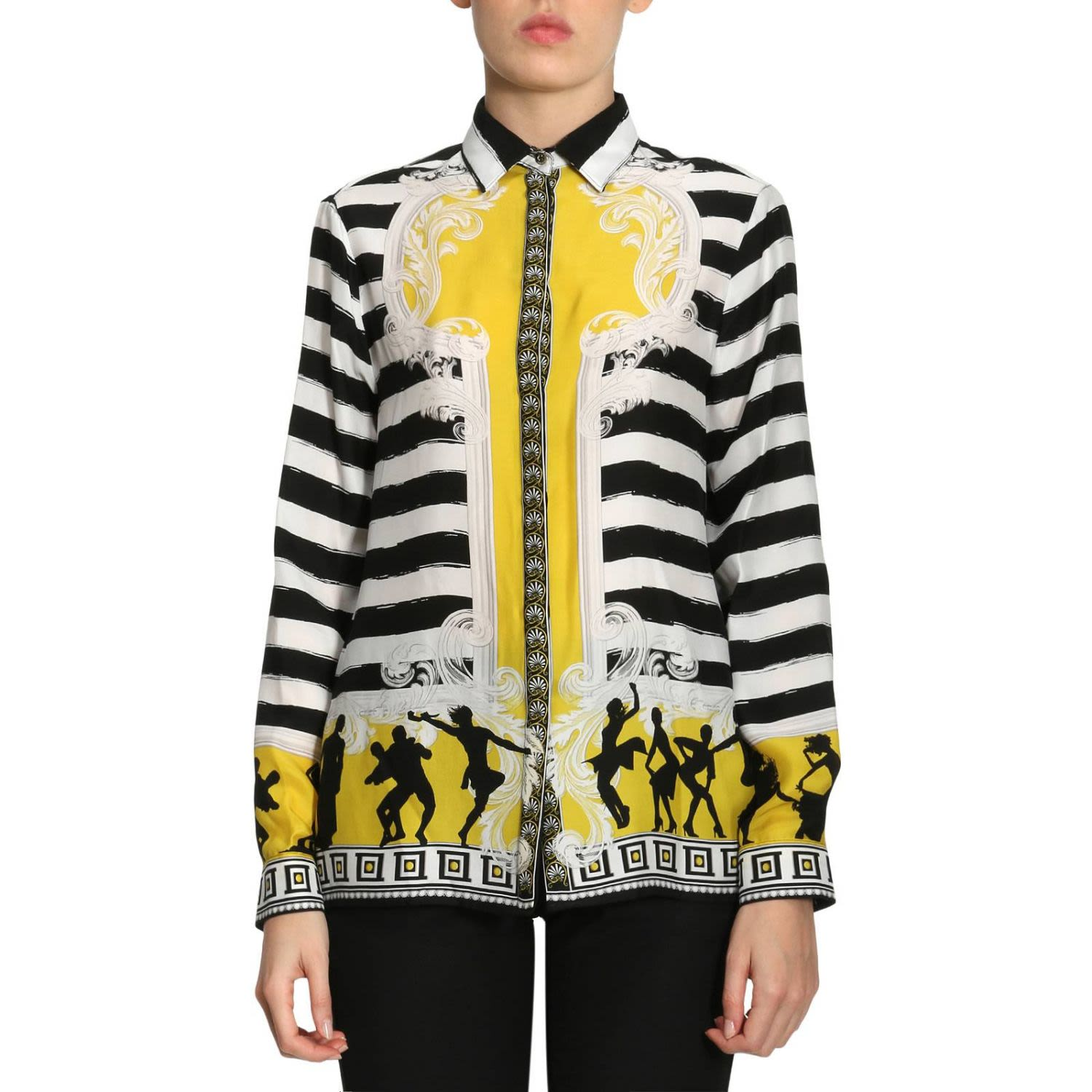 Shirt Shirt Women Versace Collection