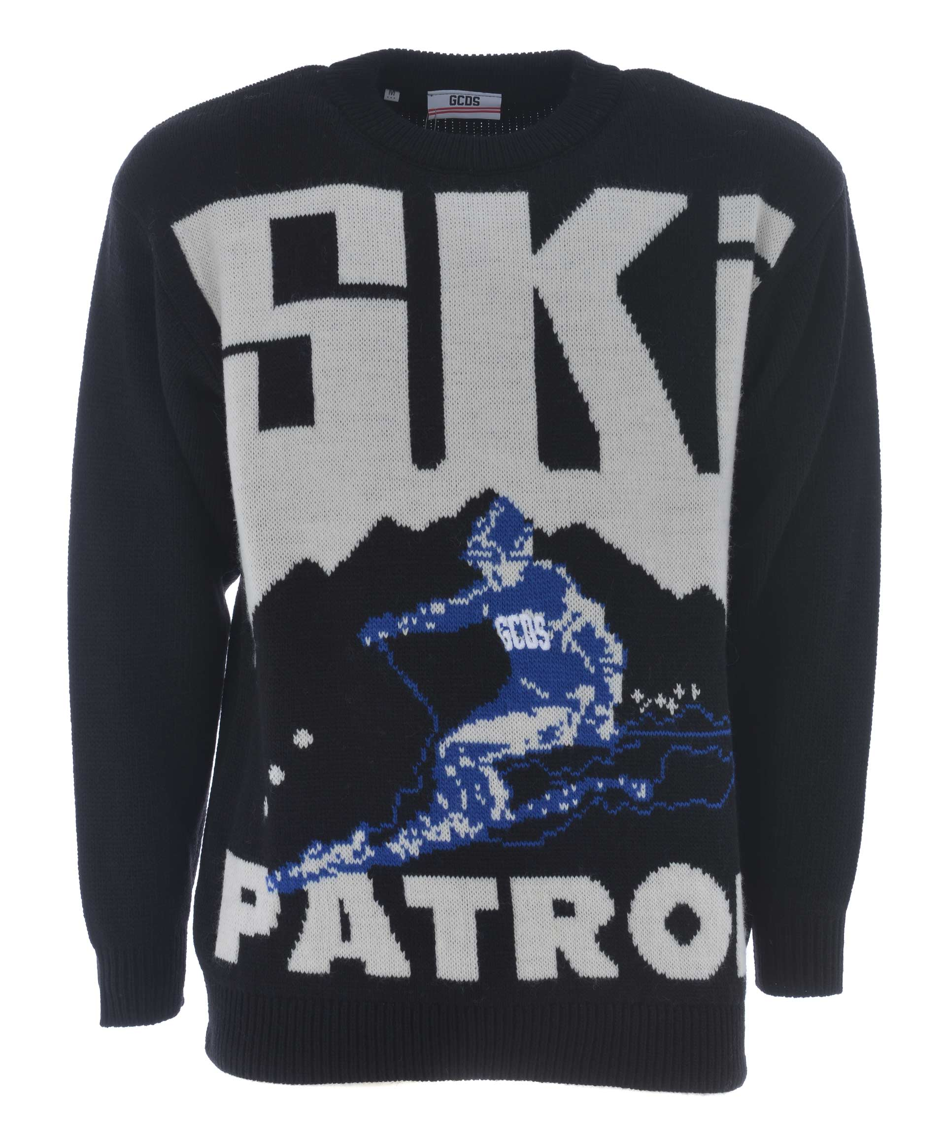 Gcds Ski Patterned Jumper