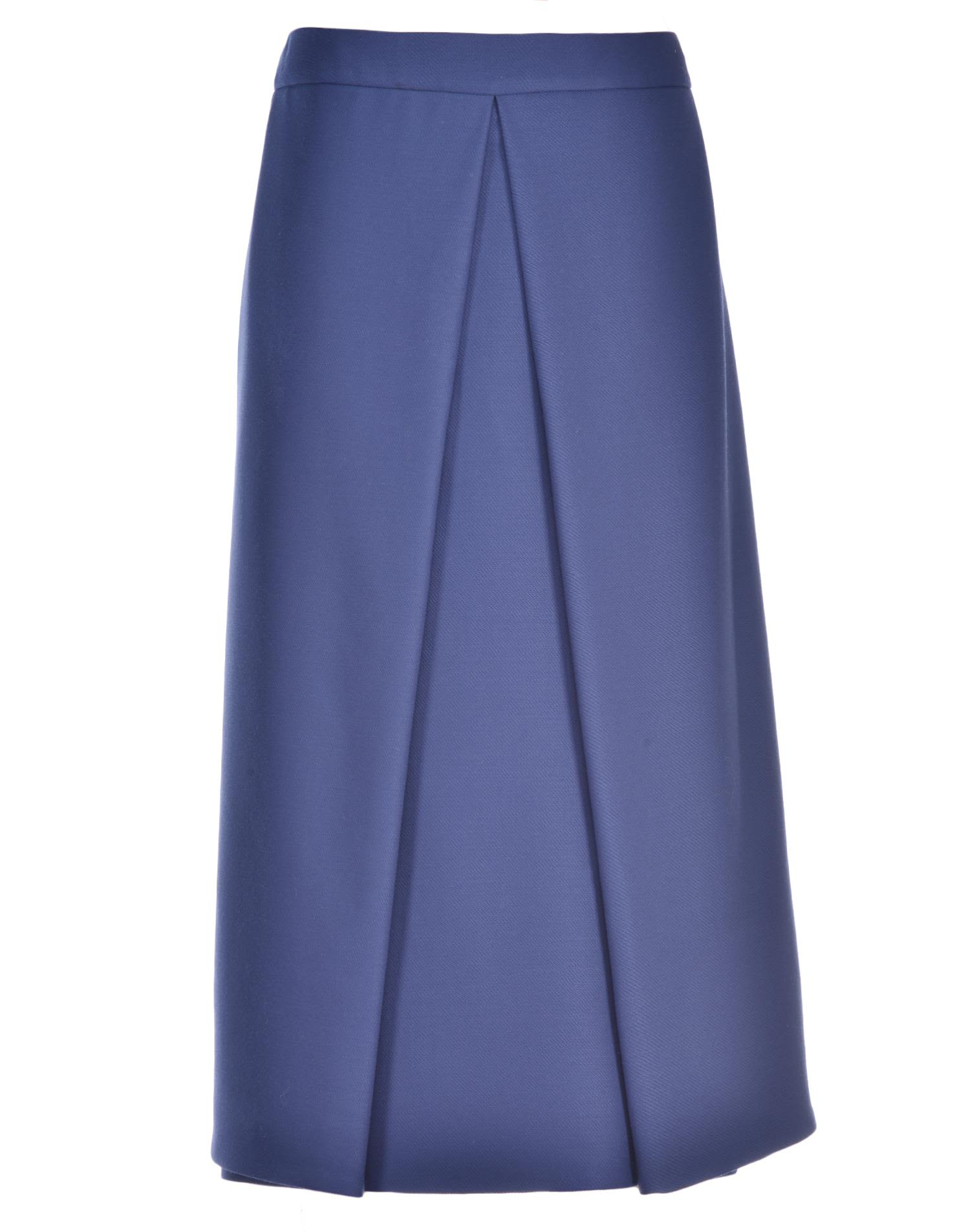 Marni Midi Wool Skirt