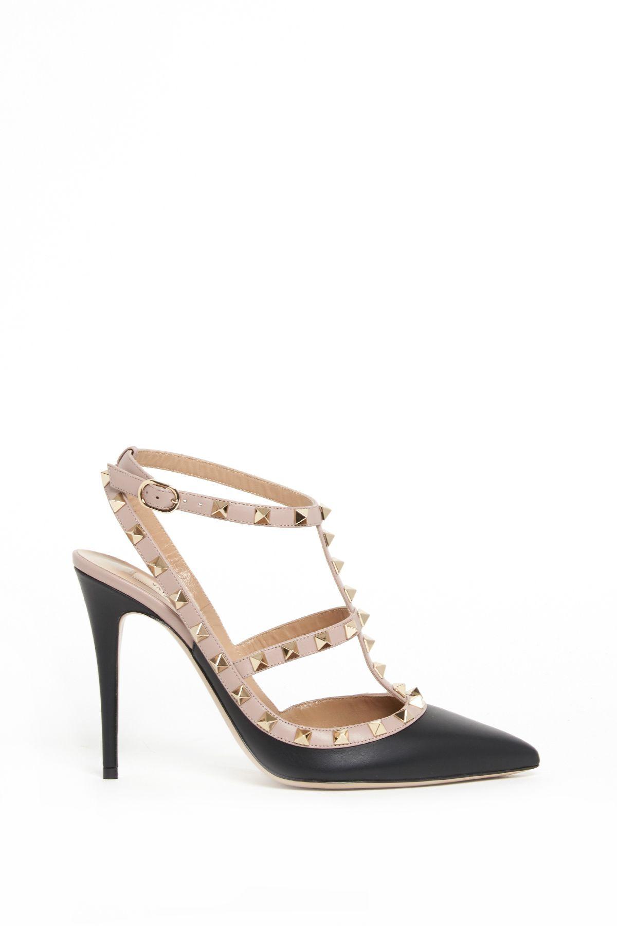 Valentino Garavani - Valentino Garavani Shoes - Black ...