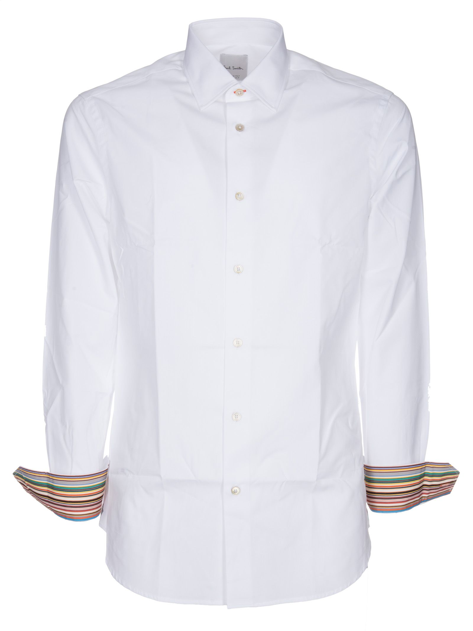 Paul Smith Signature Stripe Cuff Shirt