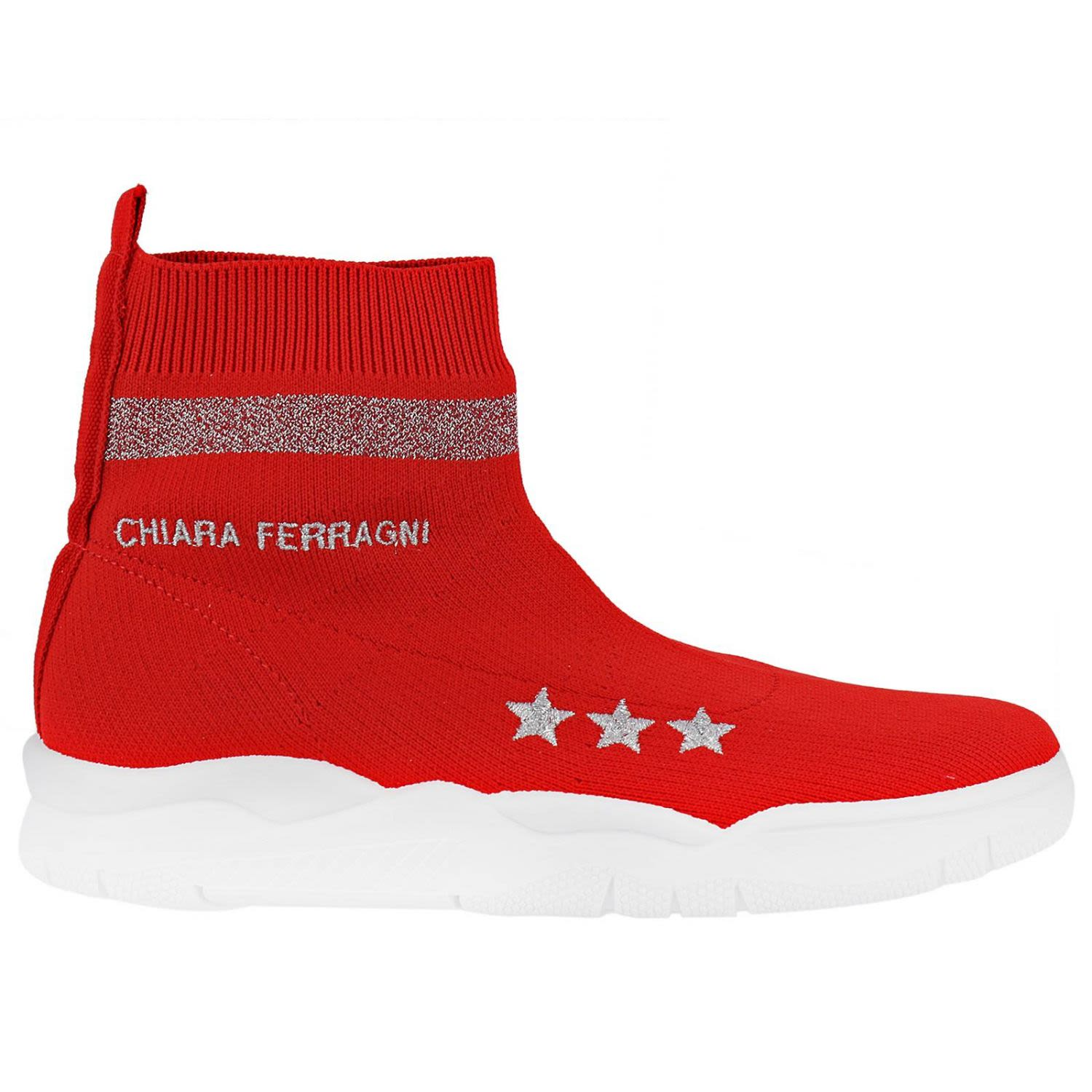 Sneakers Shoes Women Chiara Ferragni