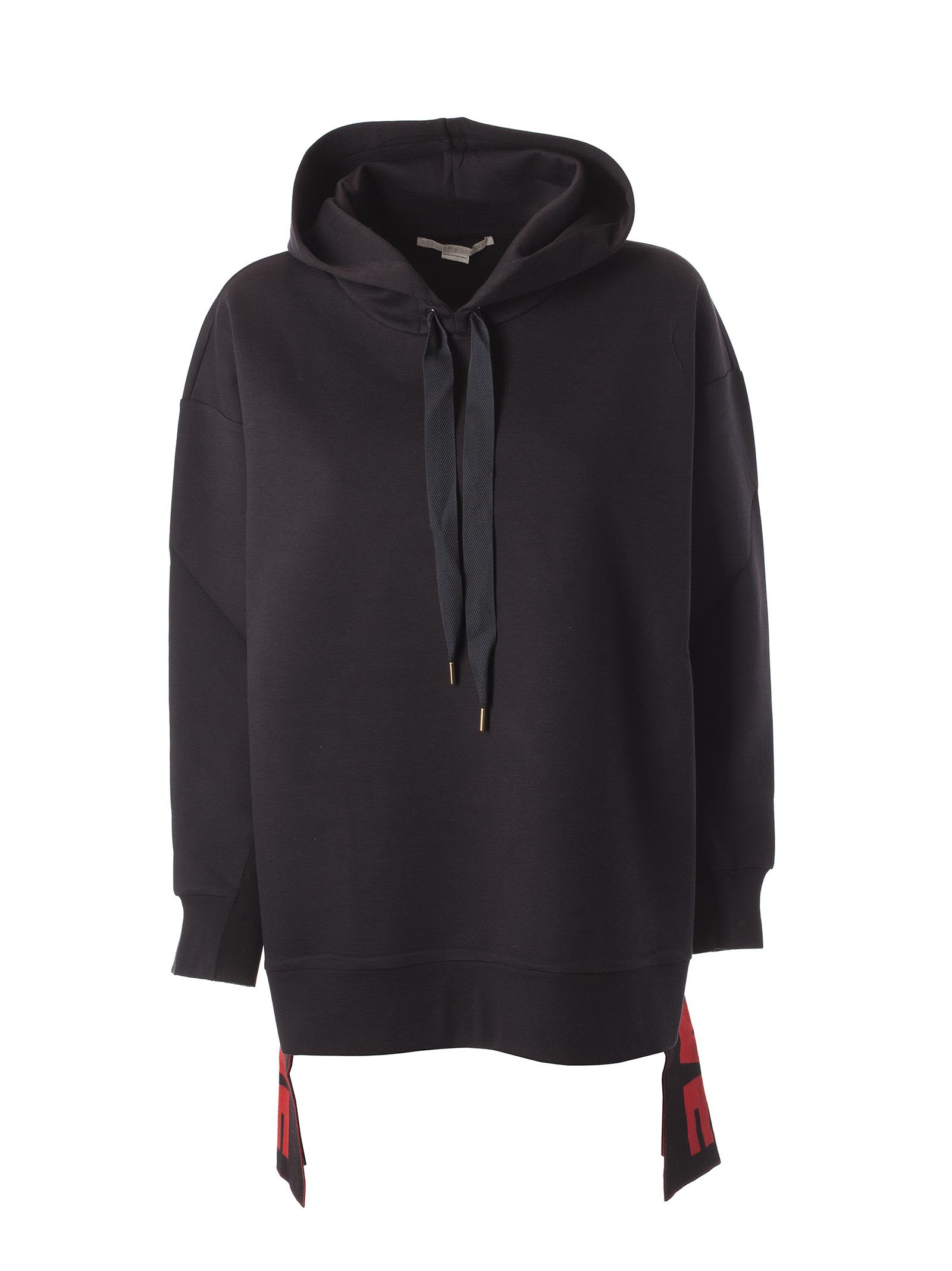 Stella Mccartney Ink All Is Love Hoodie