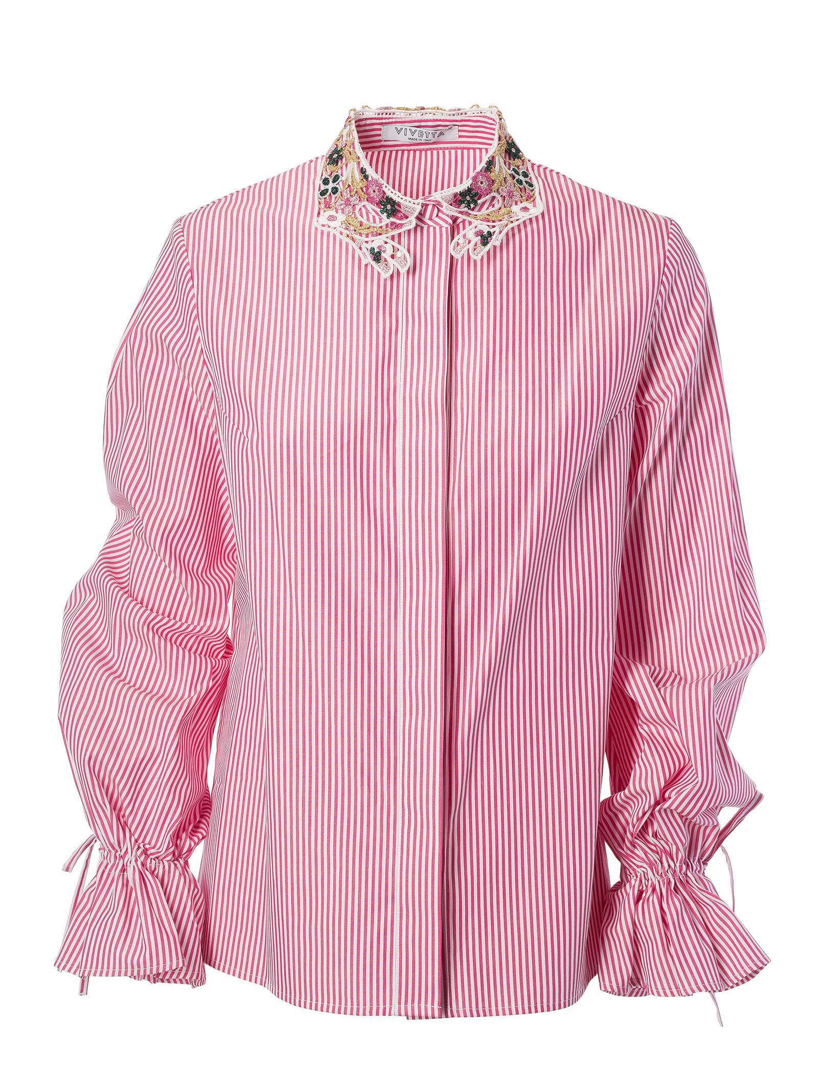 Vivetta Drawstring Cuff Shirt