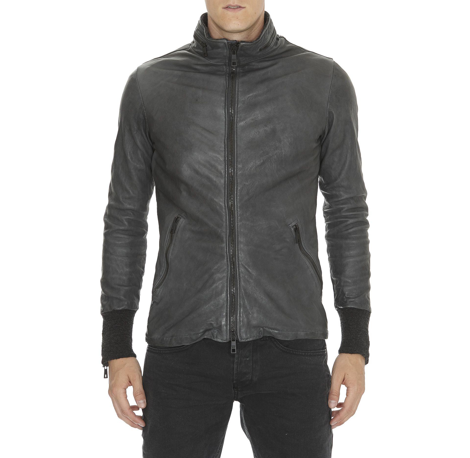 Giorgio Brato Tornado Leather Jacket