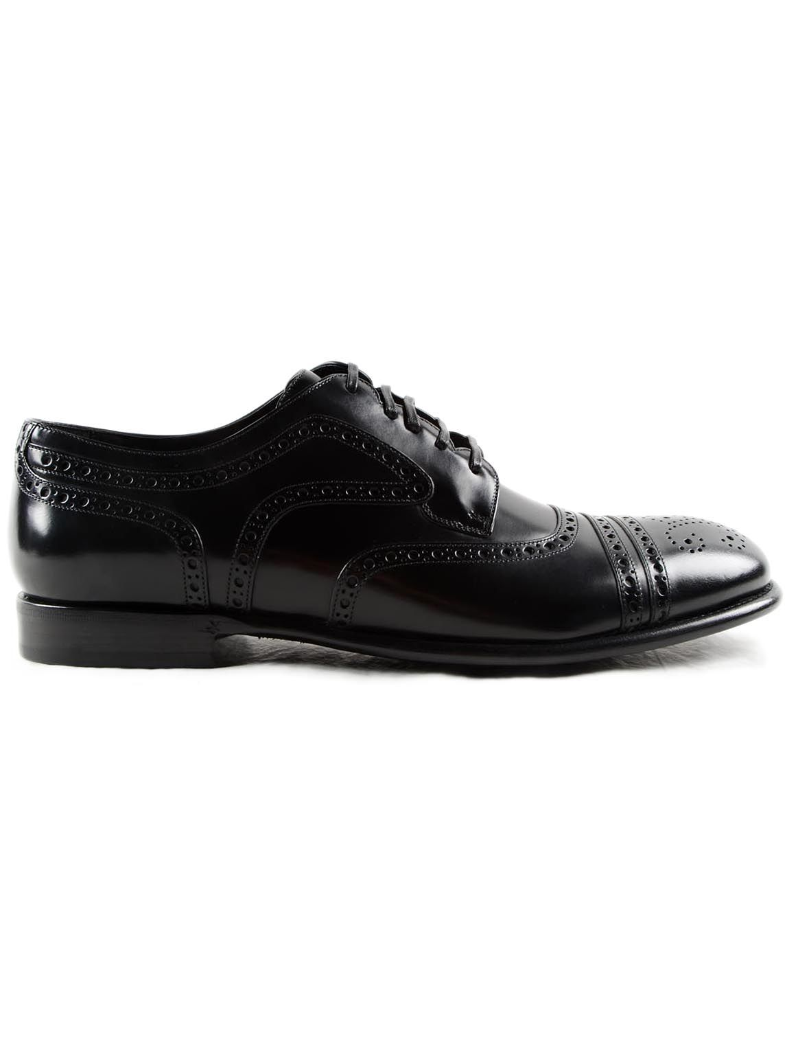 Dolce & Gabbana Dolce & Gabbana Classic Brogues Derby Shoes