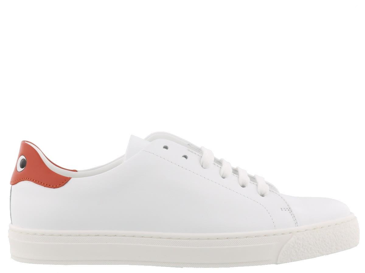 Anya Hindmarch Tennis Eyes Sneakers