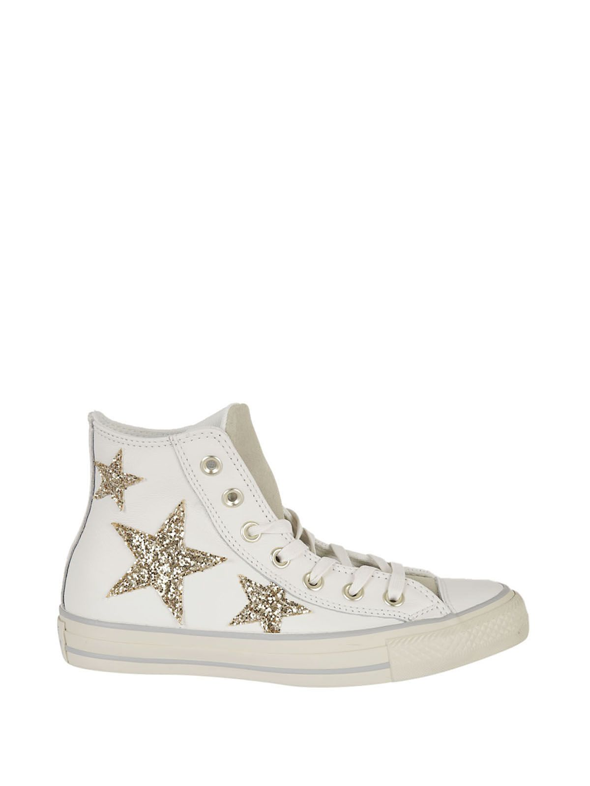 Converse Chuck Taylor All Star High Curved Eyestay Hi-top Sneakers