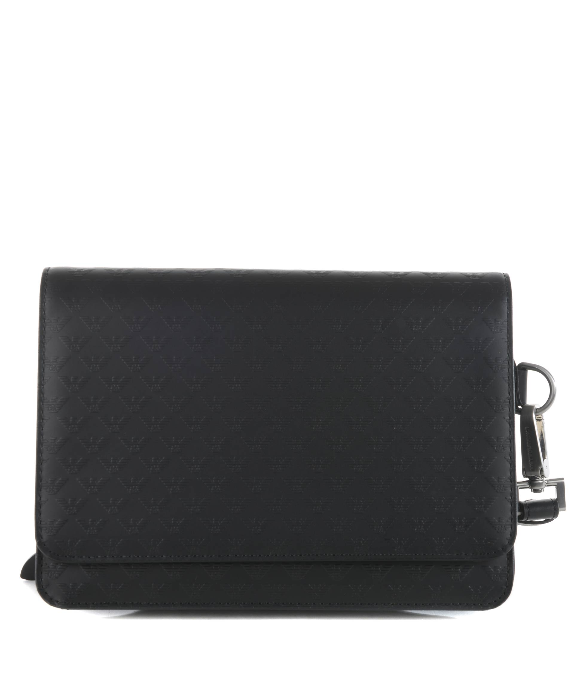Emporio Armani Leather Clutch